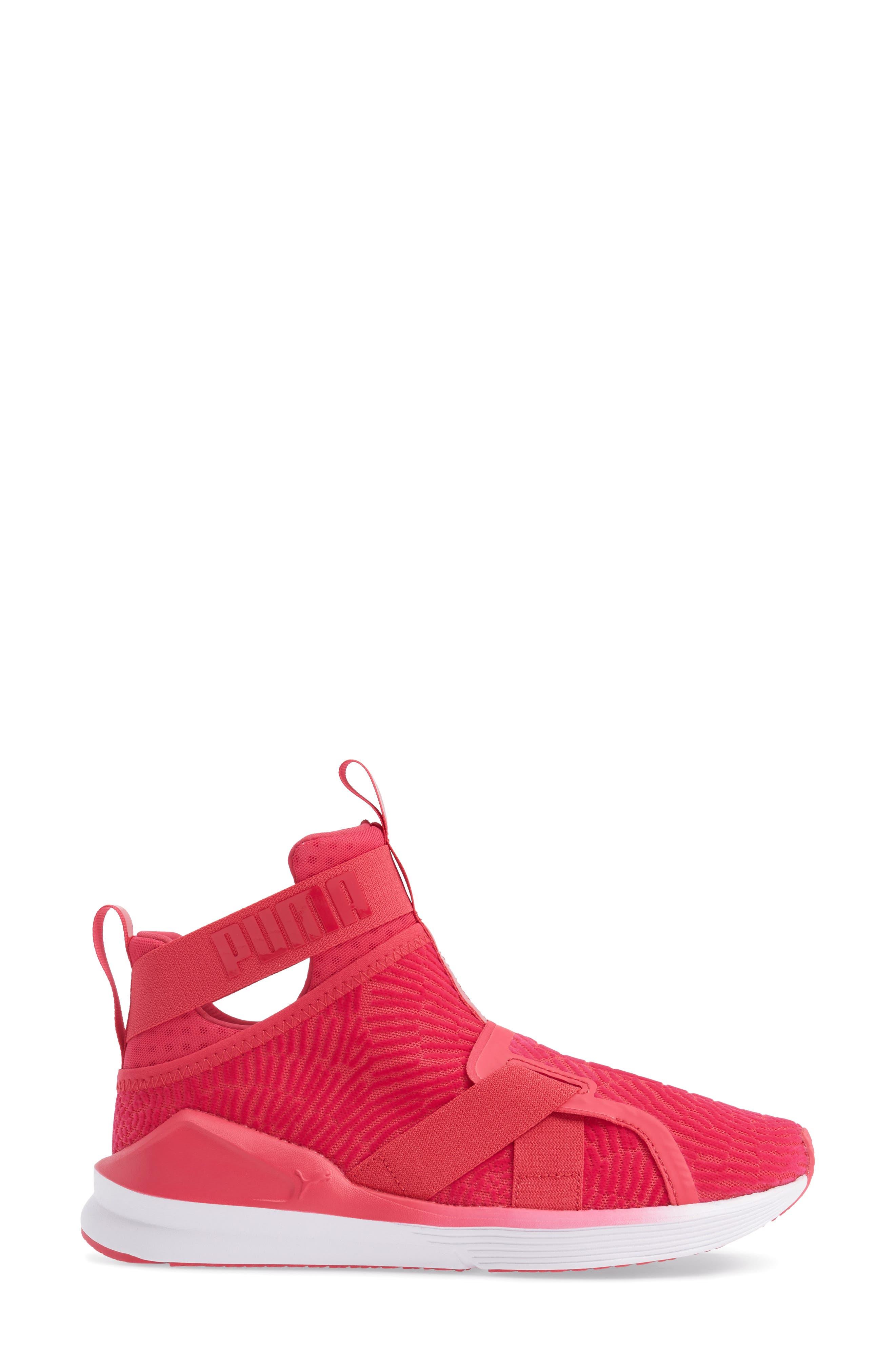Fierce Strap Training Sneaker,                             Alternate thumbnail 24, color,