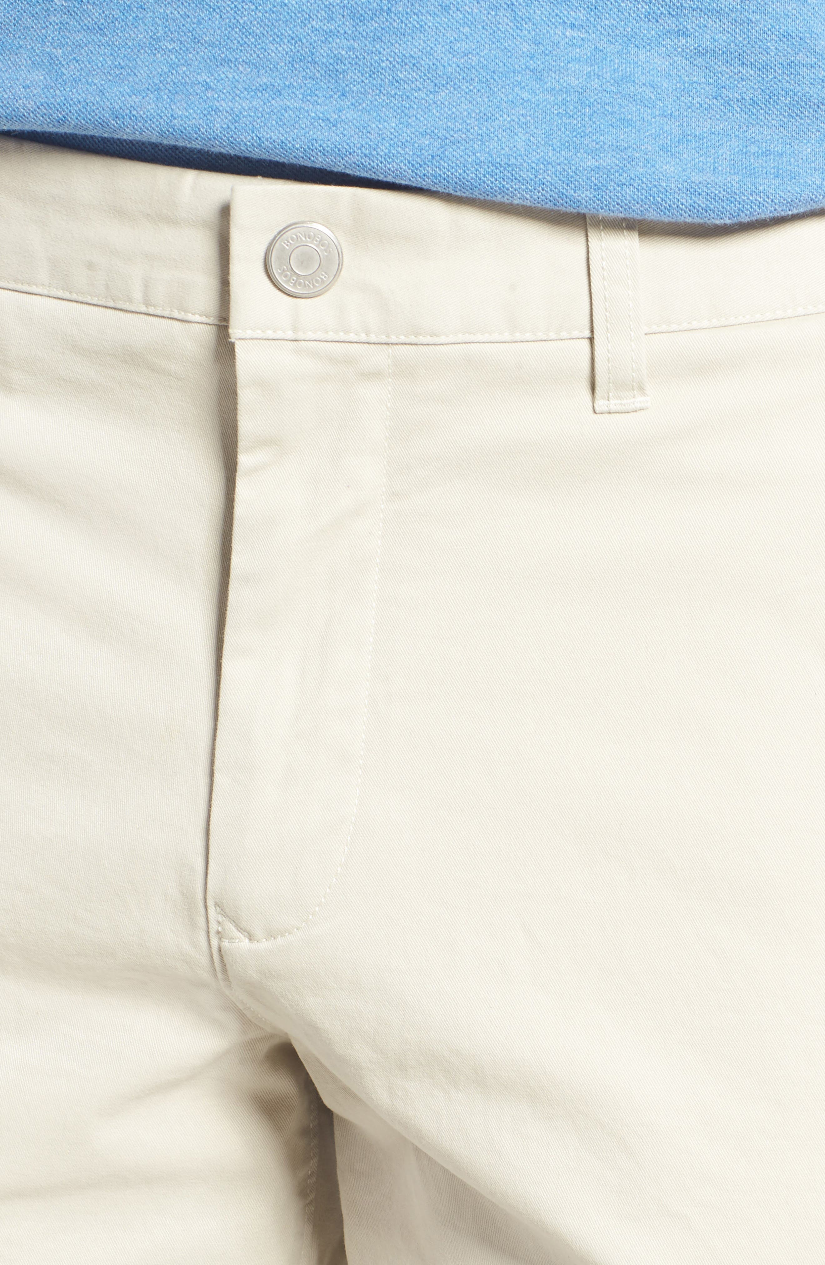 Stretch Washed Chino 5-Inch Shorts,                             Alternate thumbnail 108, color,