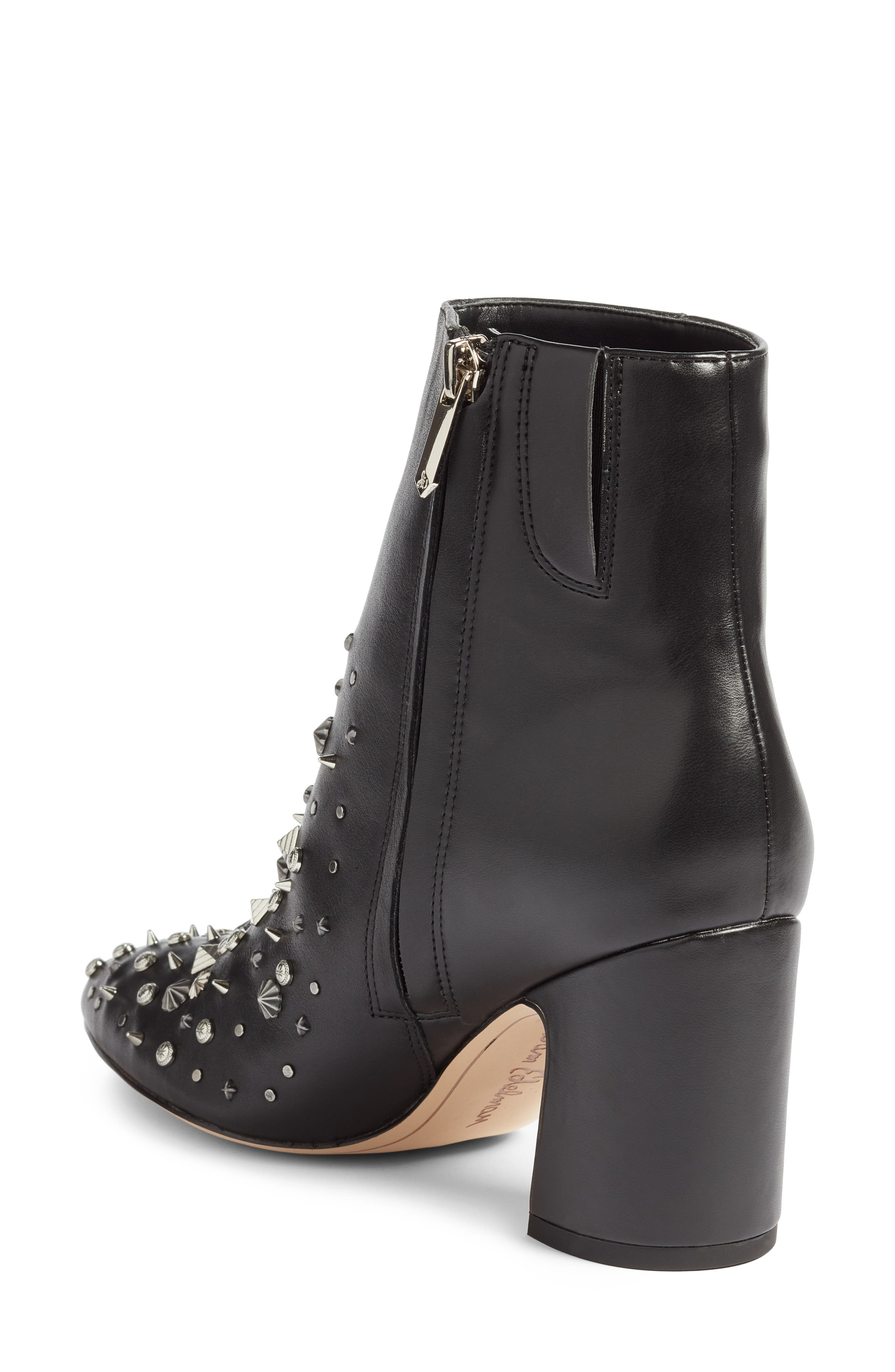Hal Studded Bootie,                             Alternate thumbnail 2, color,                             001