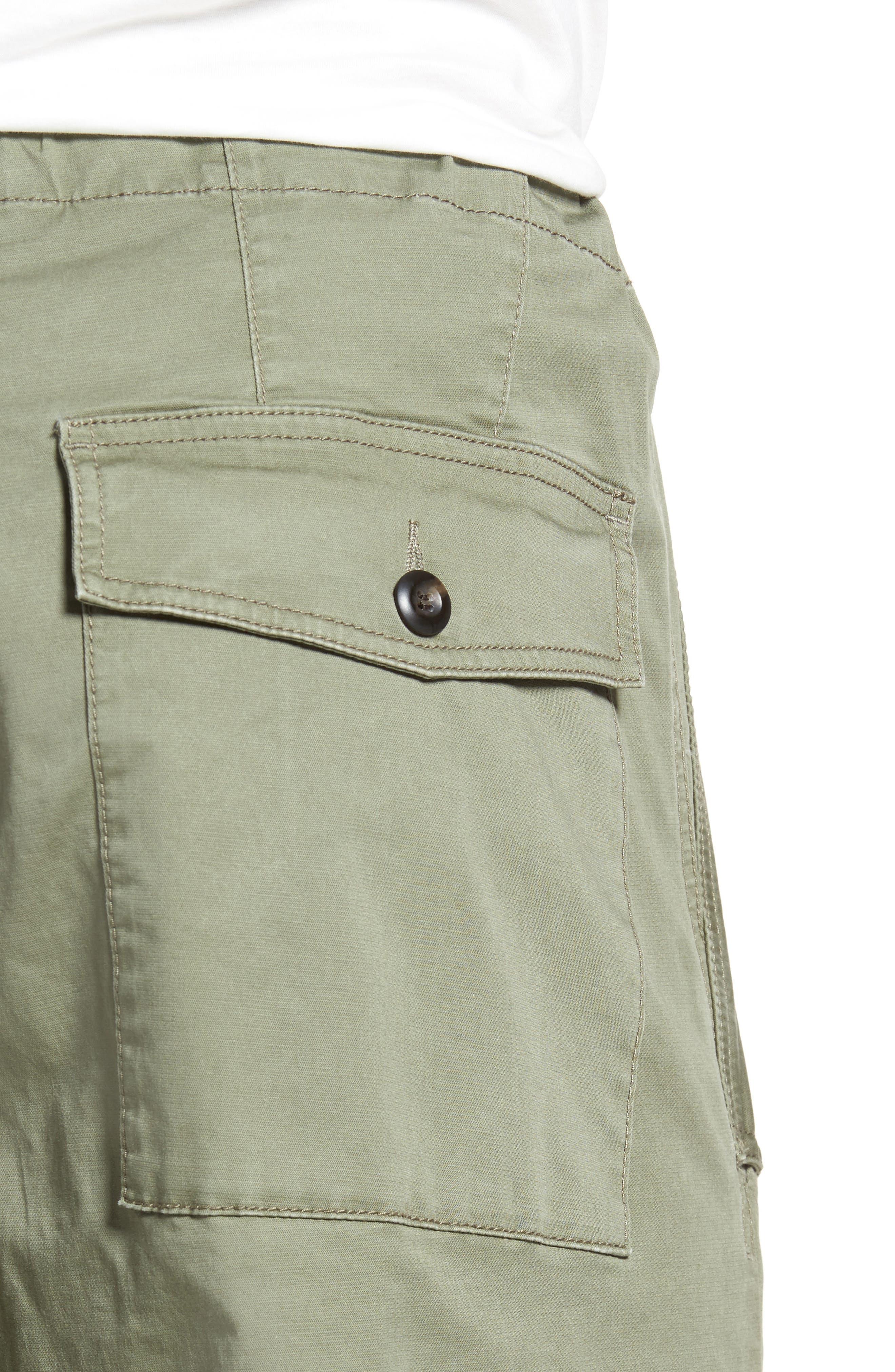 Military Broken Twill Pants,                             Alternate thumbnail 4, color,                             300