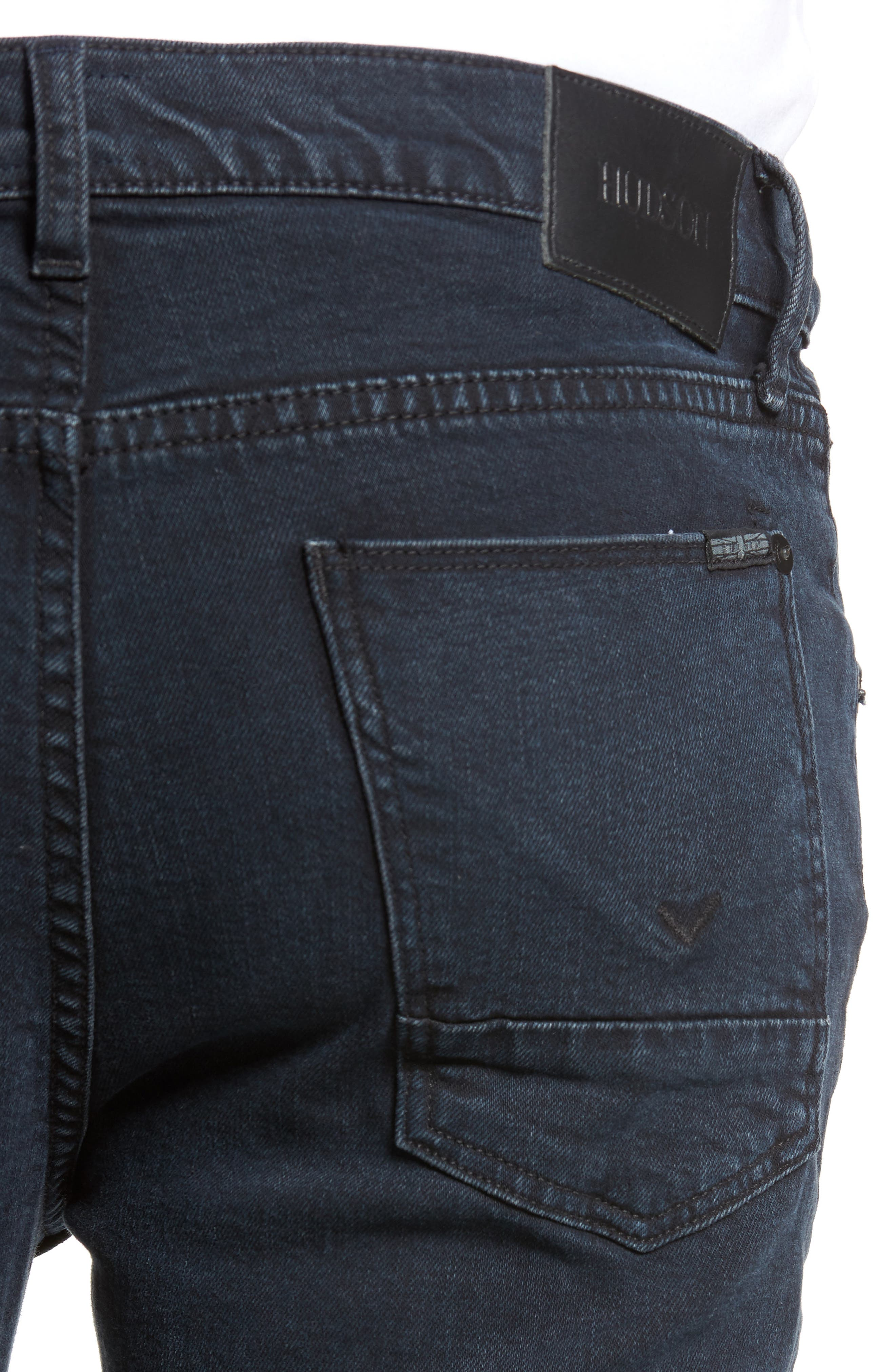 Axl Skinny Fit Jeans,                             Alternate thumbnail 4, color,                             401