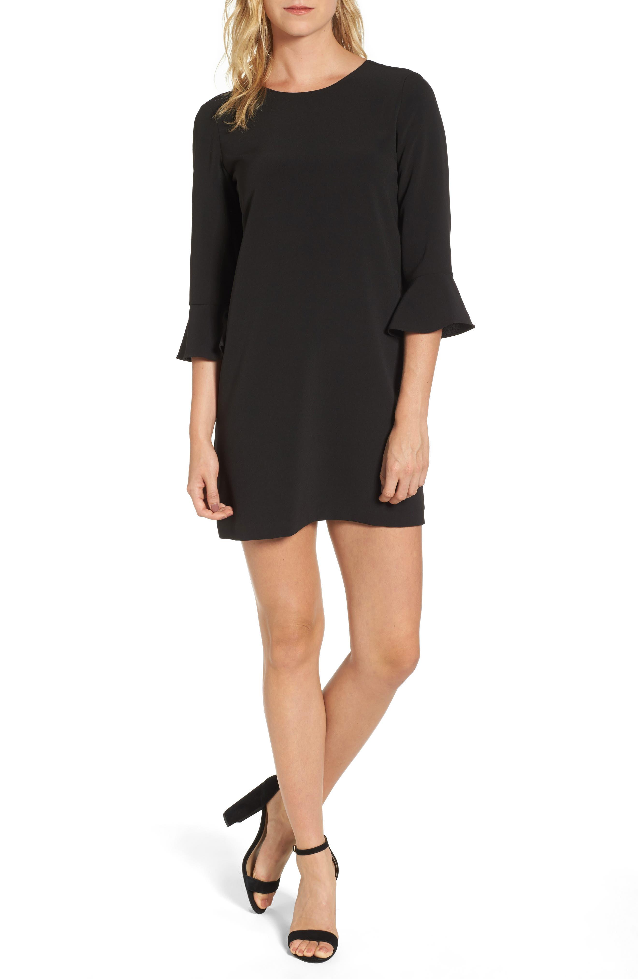 Matilda Shift Dress,                         Main,                         color, 001
