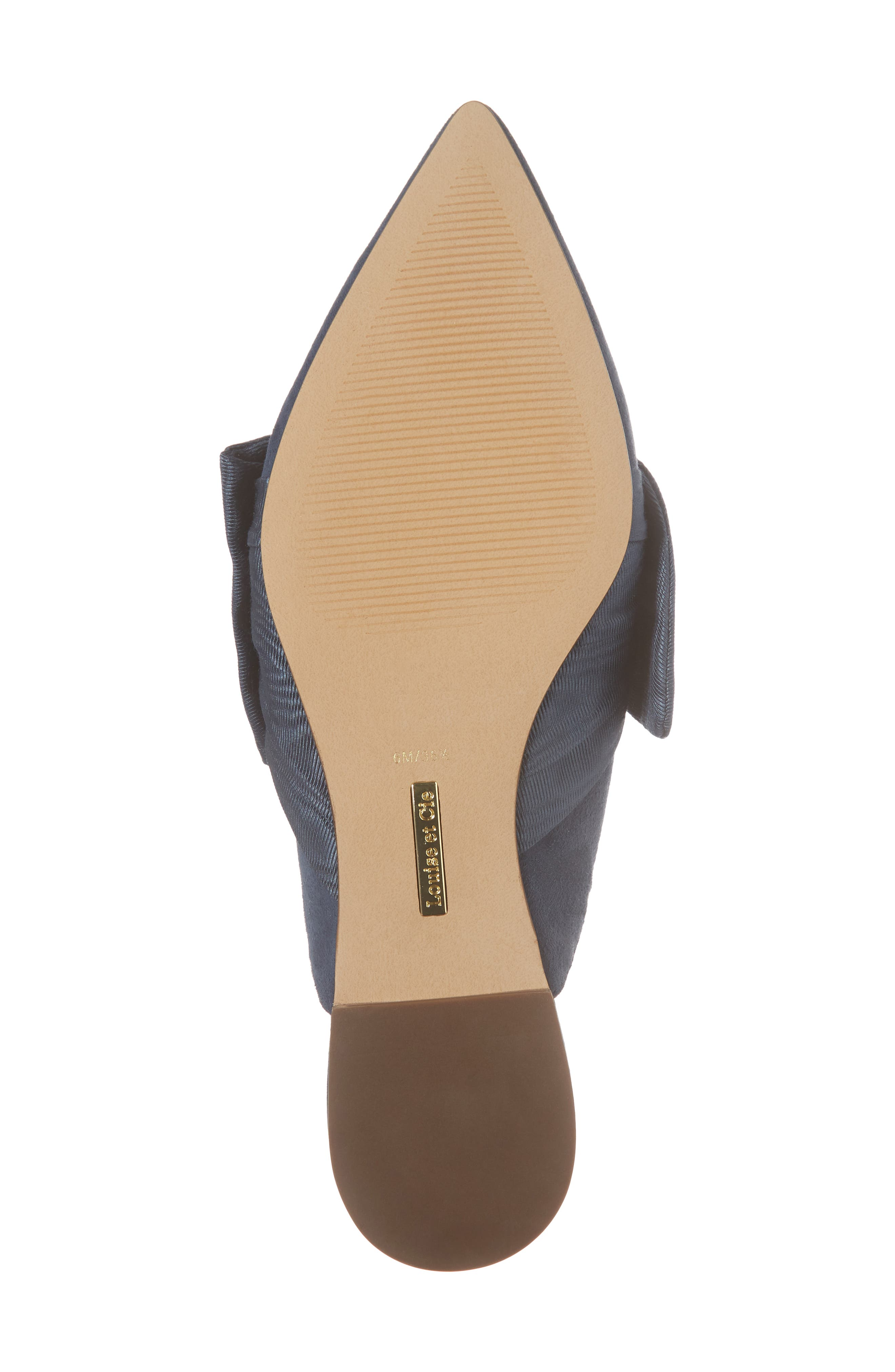 Cela Bow Mule,                             Alternate thumbnail 6, color,                             RHAPSODY SUEDE