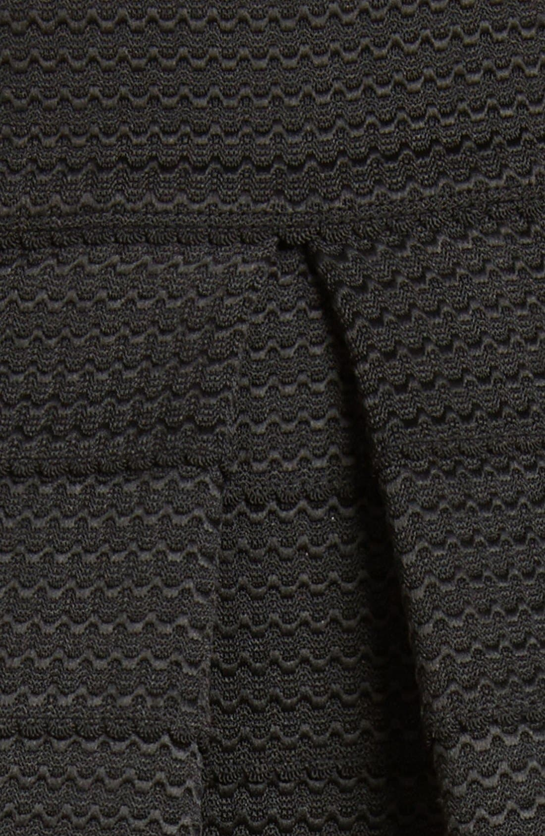 Pleated Skirt,                             Alternate thumbnail 3, color,                             001