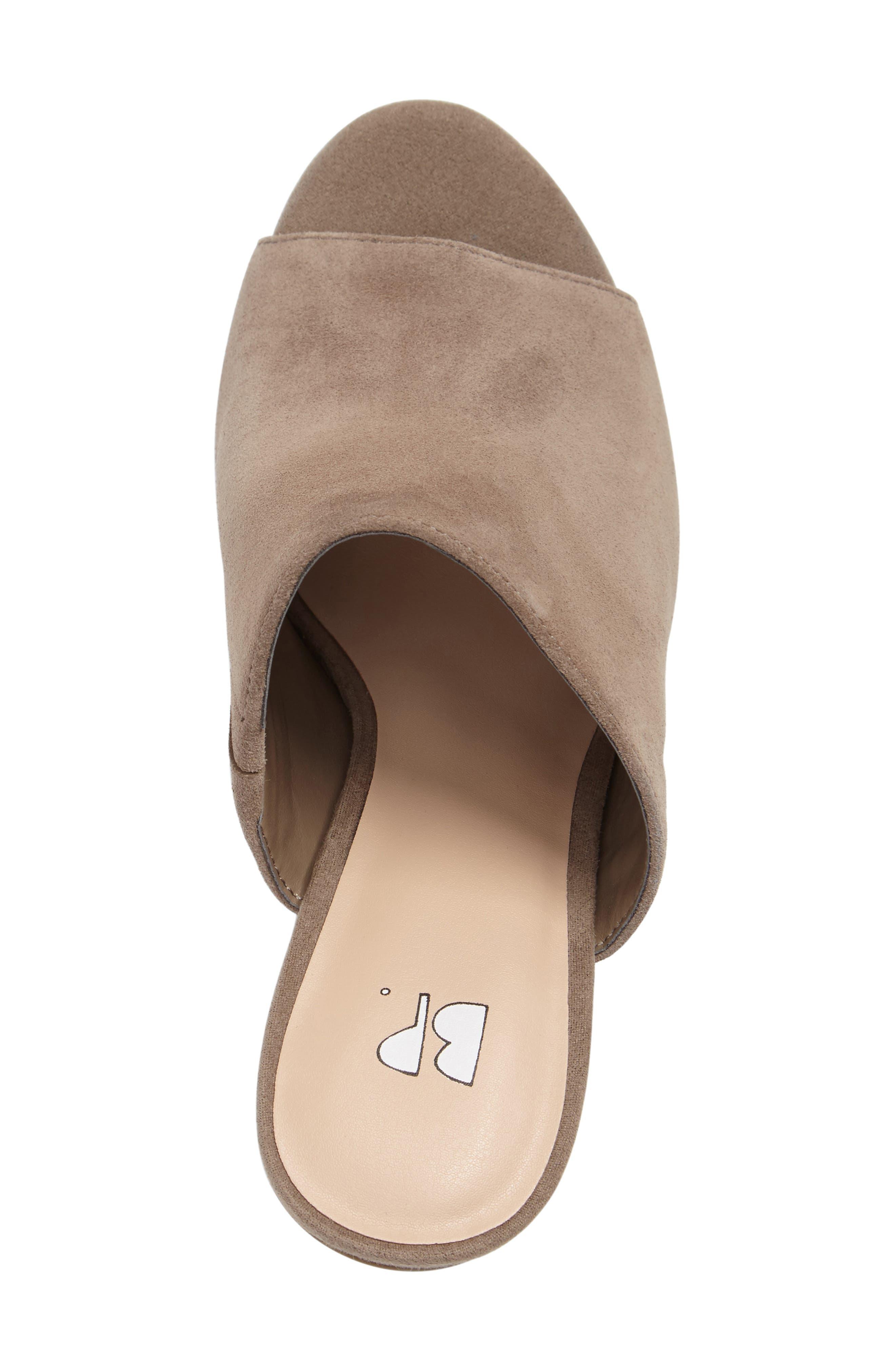Tale Block Heel Sandal,                             Alternate thumbnail 6, color,