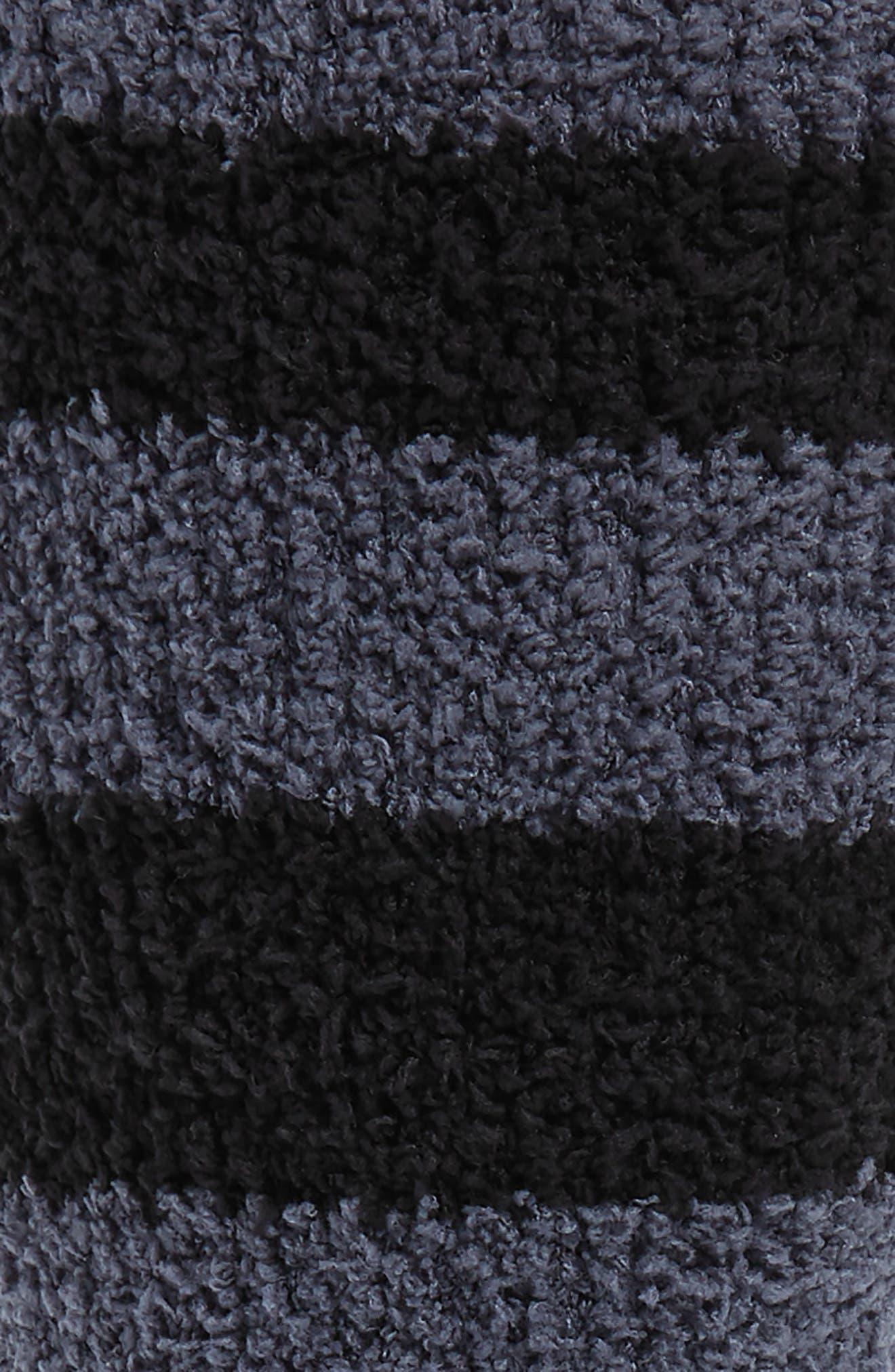Rugby Stripe Butter Socks,                             Alternate thumbnail 2, color,                             021