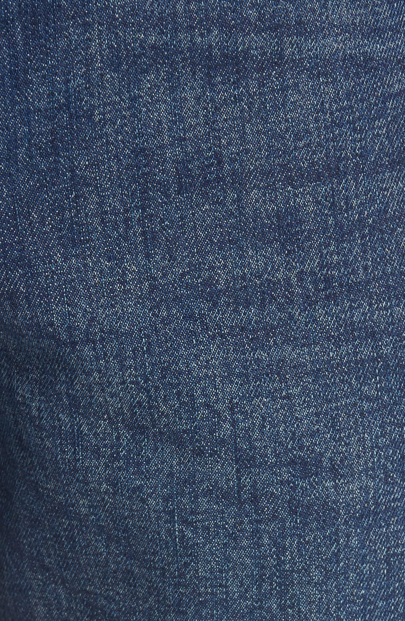 511<sup>™</sup> Slim Fit Jeans,                             Alternate thumbnail 5, color,                             DARK AUTHENTIC