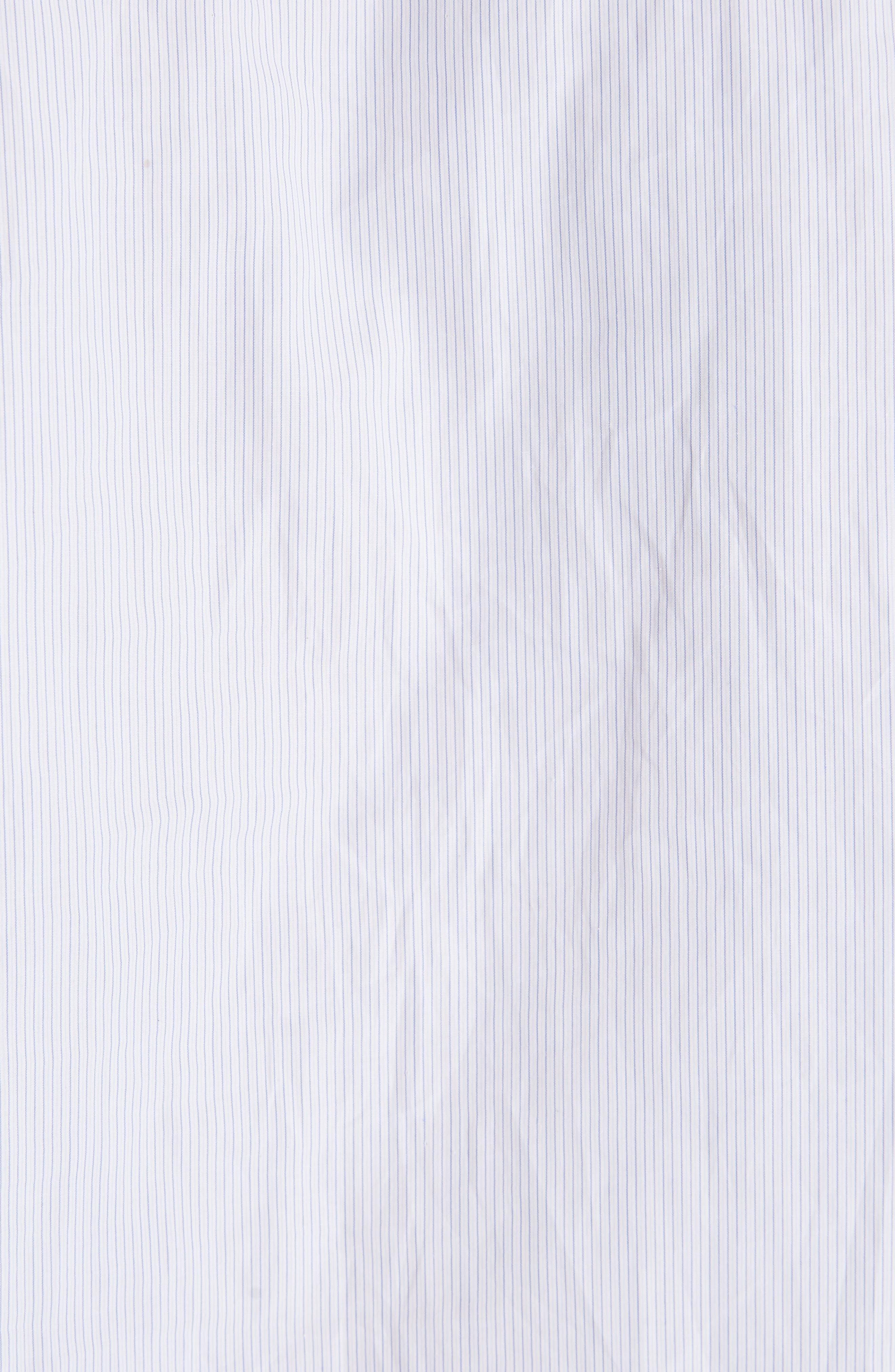 Jen Ruffle Cotton Top,                             Alternate thumbnail 5, color,                             400