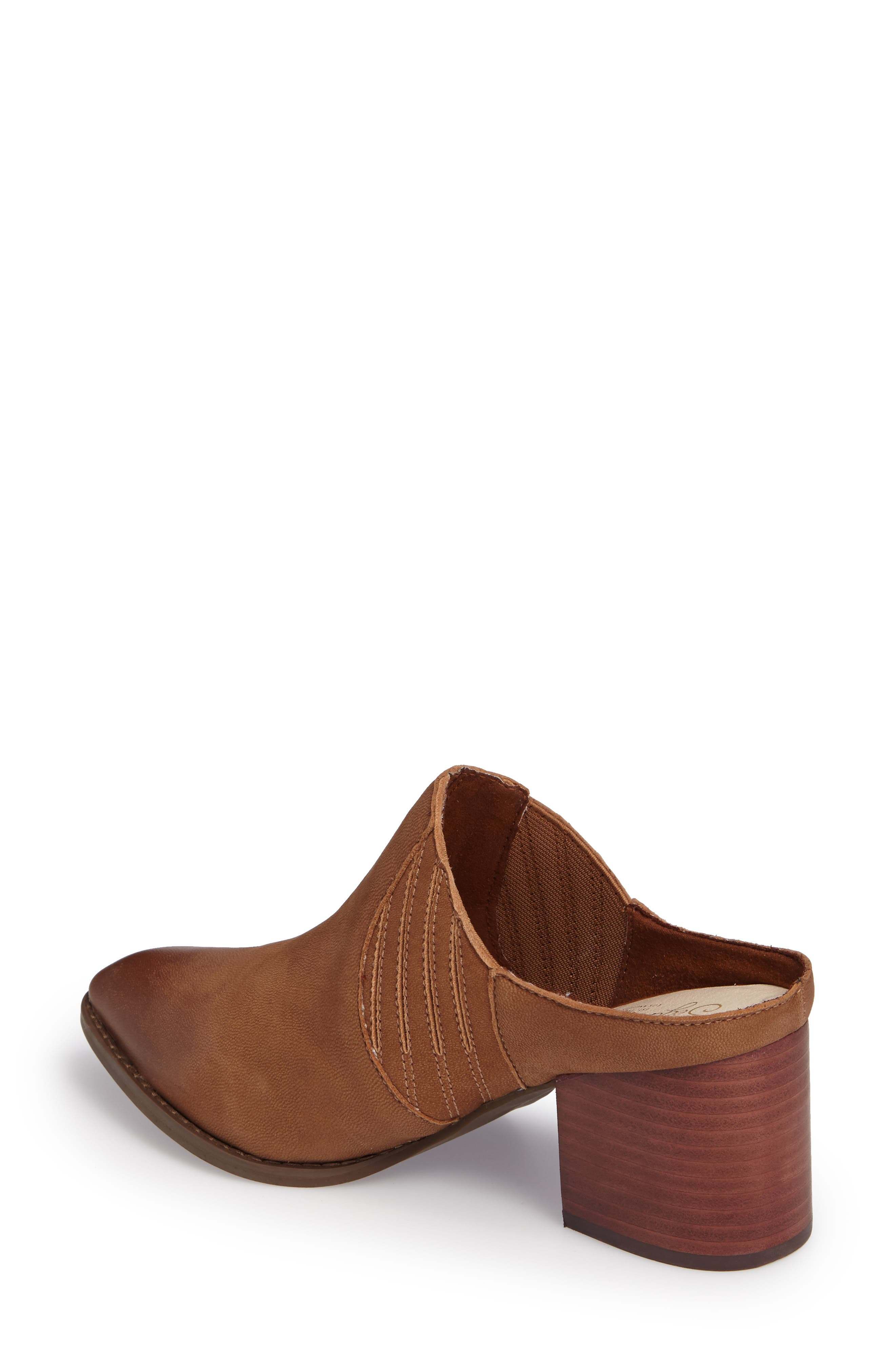 Dialogue Pointy Toe Mule,                             Alternate thumbnail 5, color,