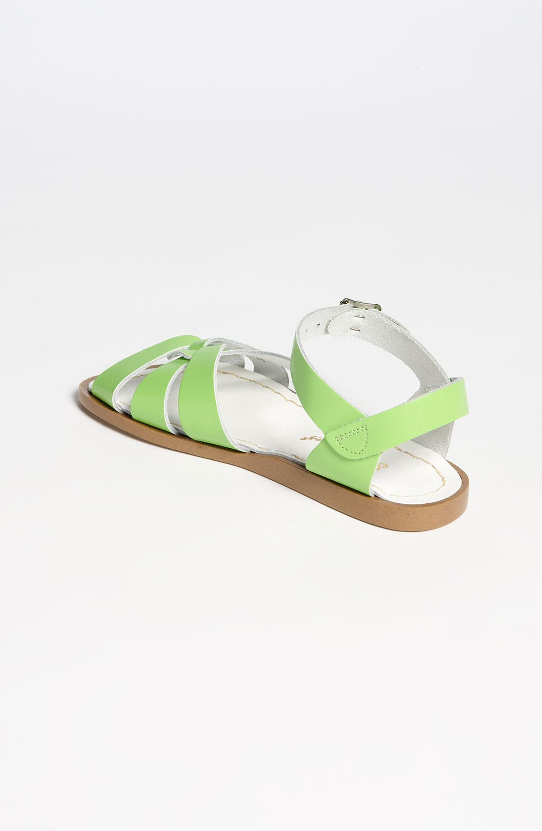 Water Friendly Sandal,                             Alternate thumbnail 3, color,                             LIME