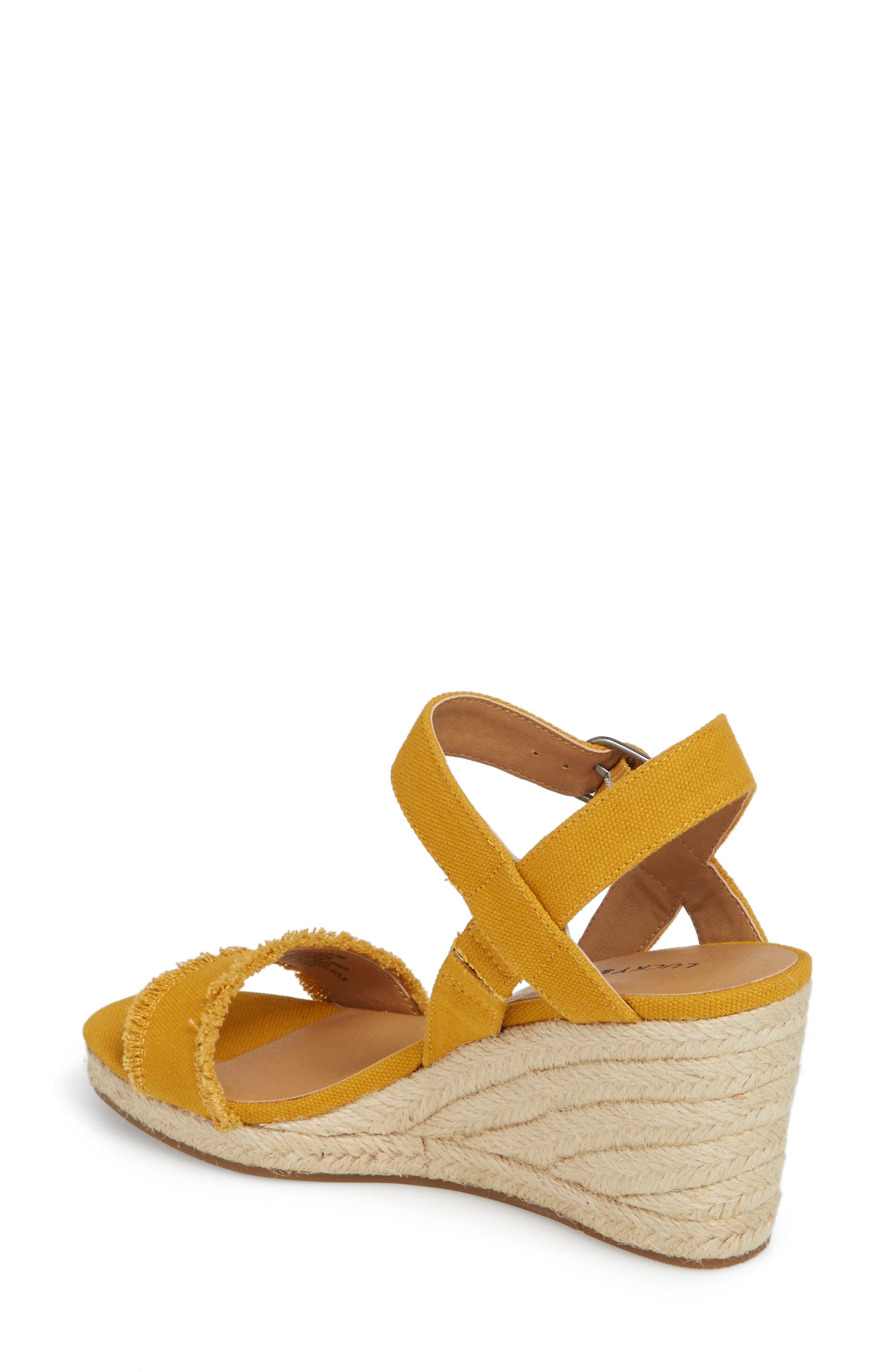 Marceline Squared Toe Wedge Sandal,                             Alternate thumbnail 13, color,