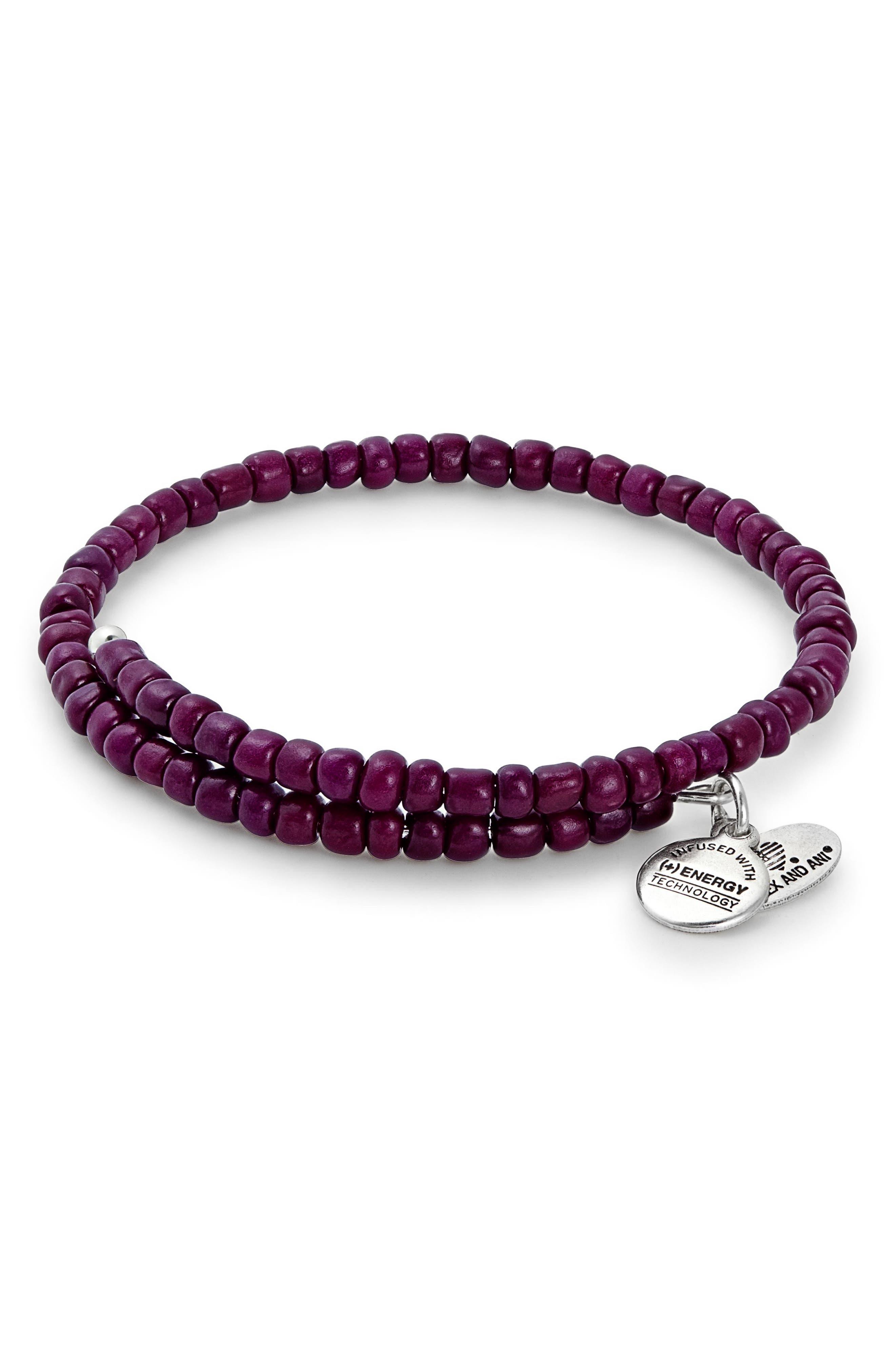 Primal Spirit Wrap Bracelet,                             Main thumbnail 7, color,