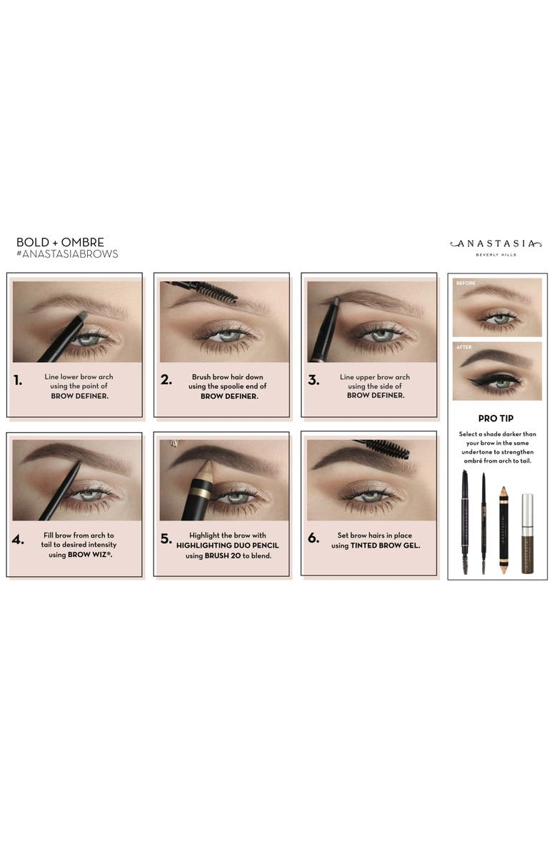 Anastasia Beverly Hills Brow Wiz Mechanical Brow Pencil Nordstrom