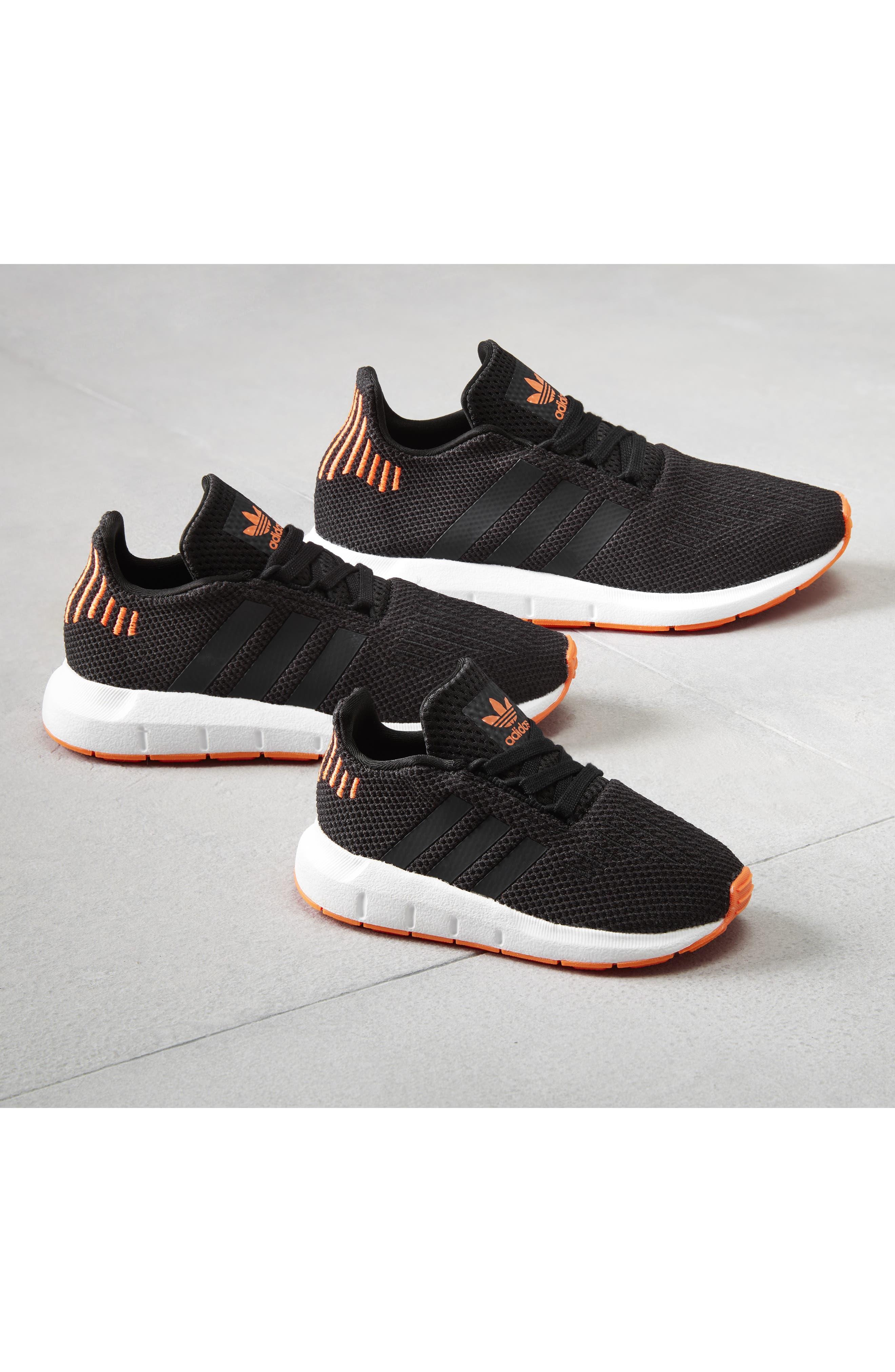 Swift Run J Sneaker,                             Alternate thumbnail 15, color,                             SEMI SOLAR PINK/ WHITE