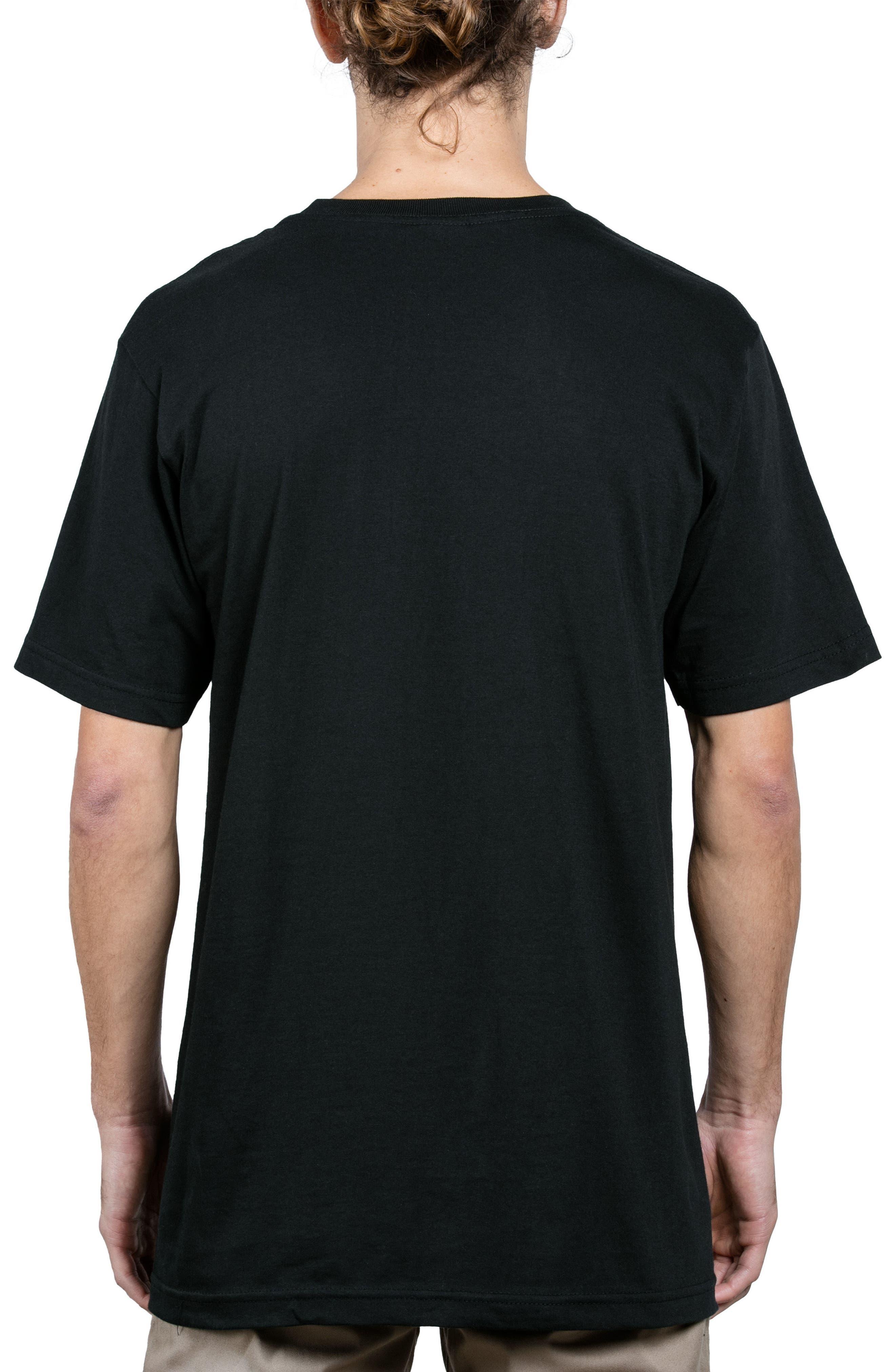 Logo T-Shirt,                             Alternate thumbnail 2, color,                             001