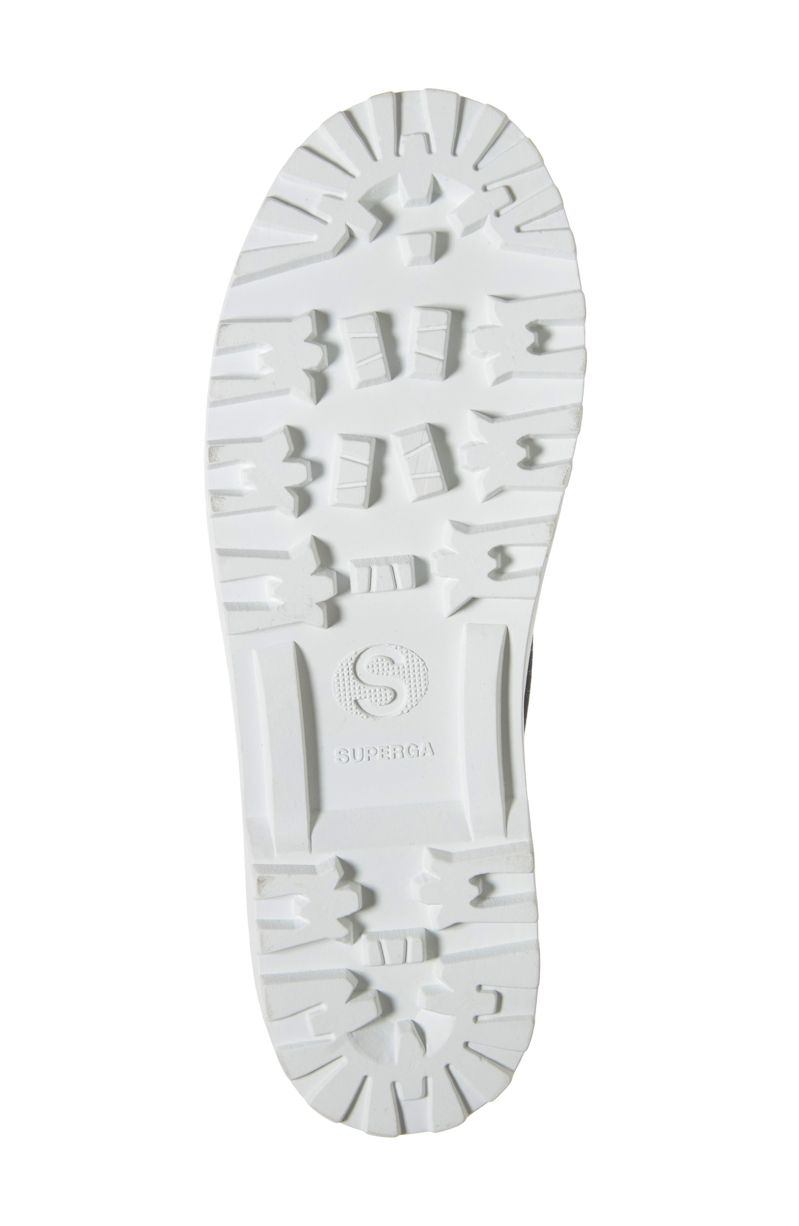 x Alexa Chung 2748 Veltvalpinaw Lugged Platform Sneaker,                             Alternate thumbnail 6, color,                             001