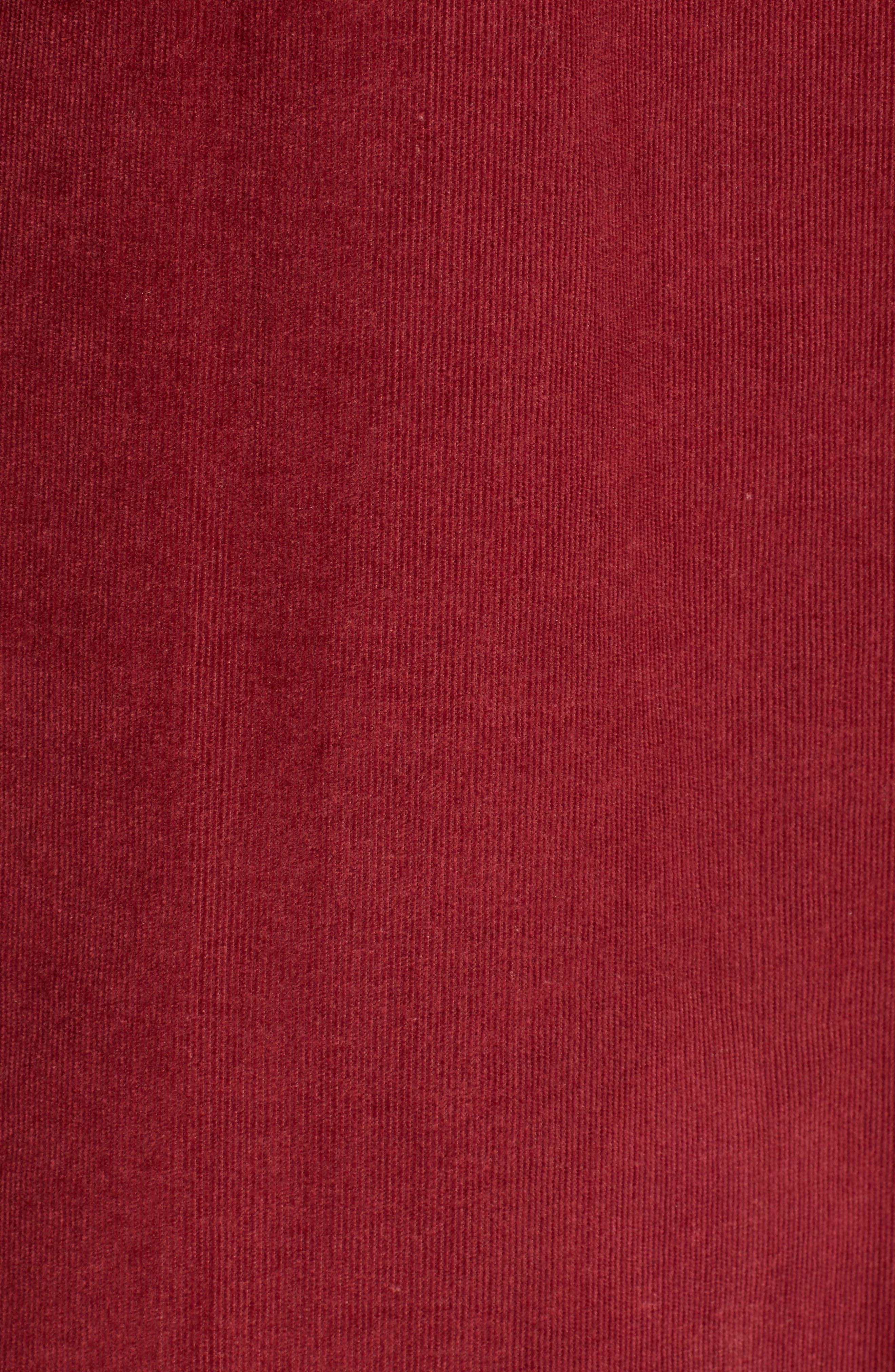 LOU & GREY,                             Pleated Corduroy Tunic,                             Alternate thumbnail 5, color,                             600