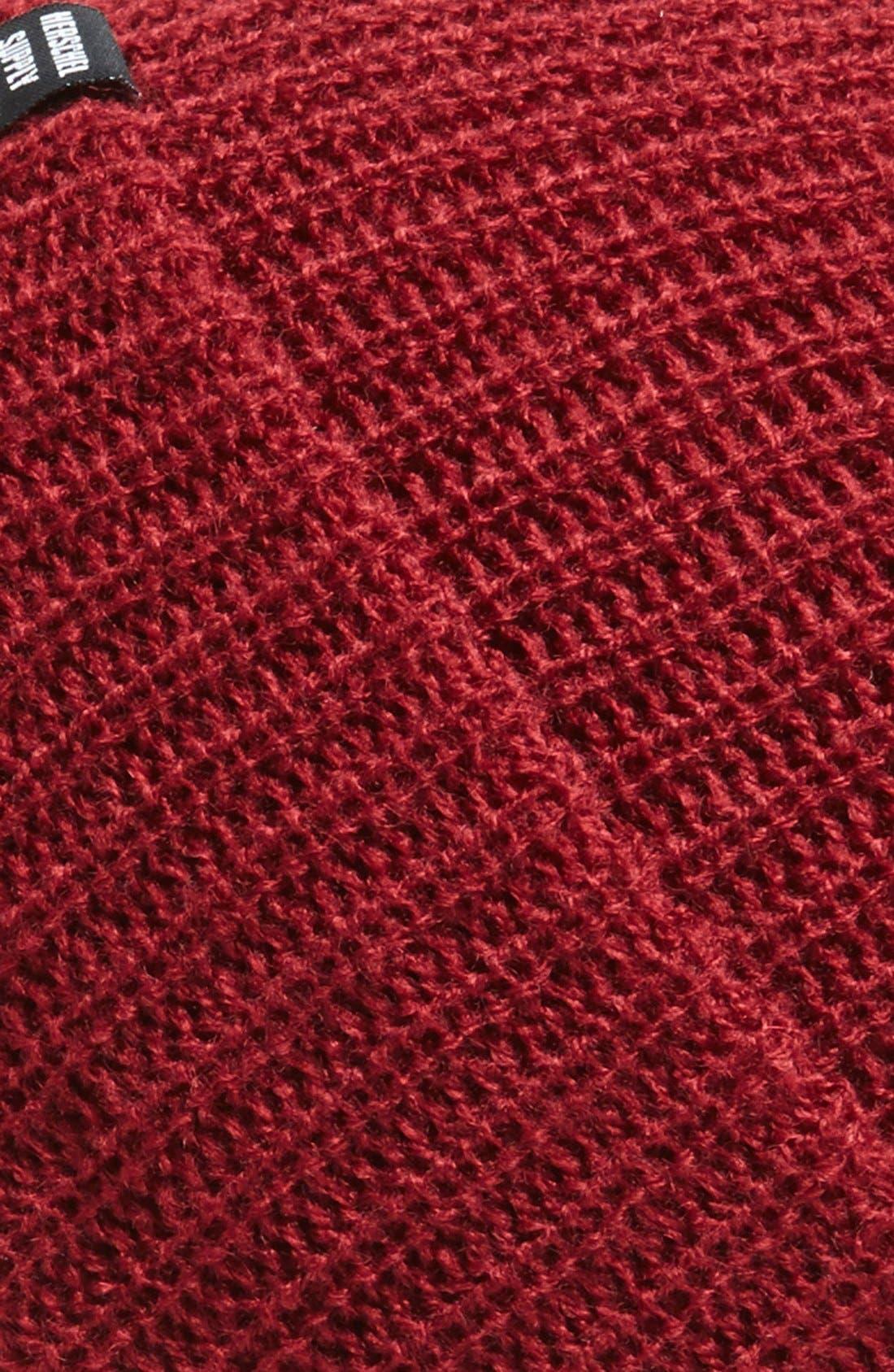 'Quartz' Solid Knit Cap,                             Alternate thumbnail 16, color,