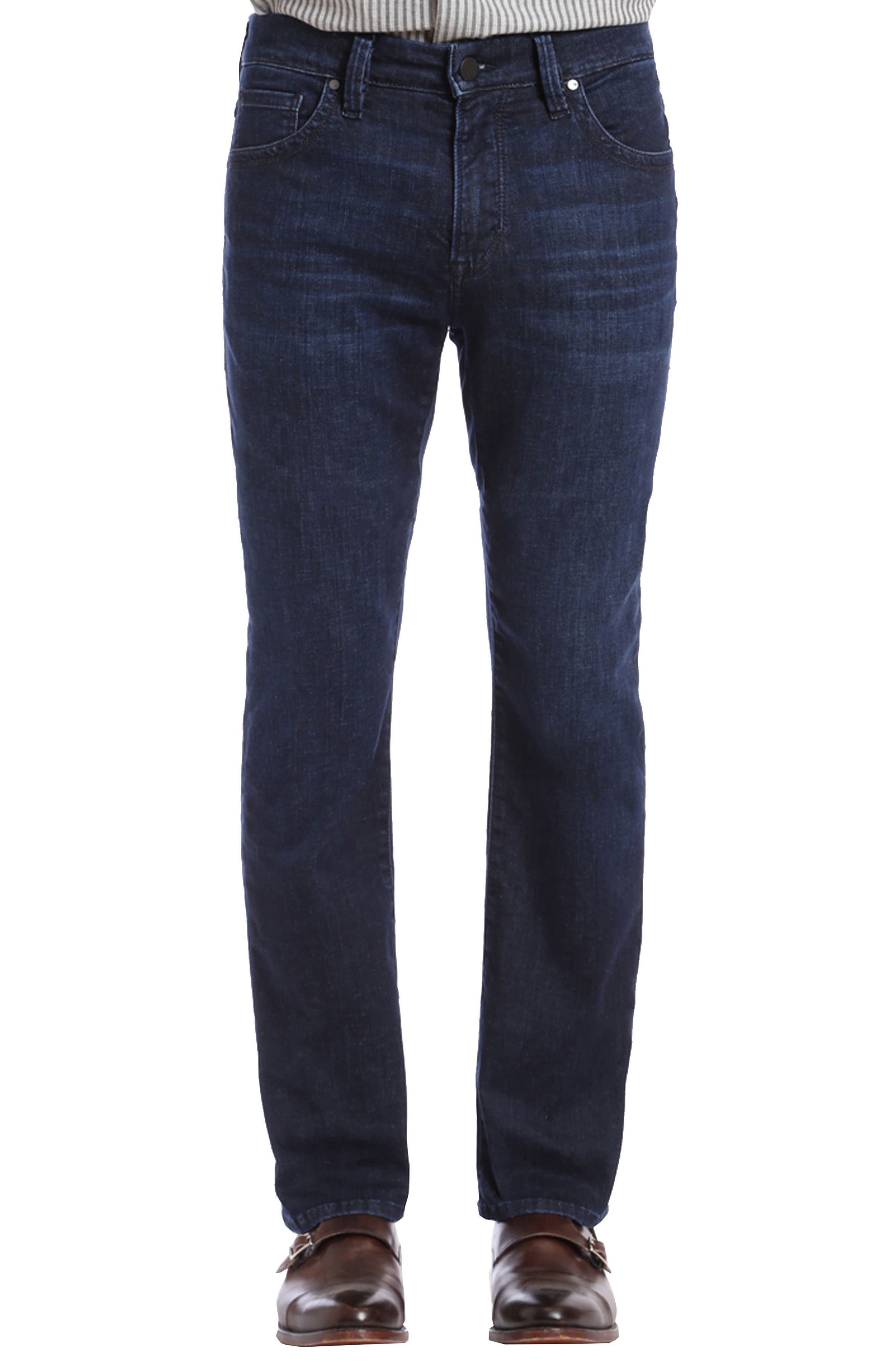 Courage Straight Fit Jeans,                         Main,                         color, 401