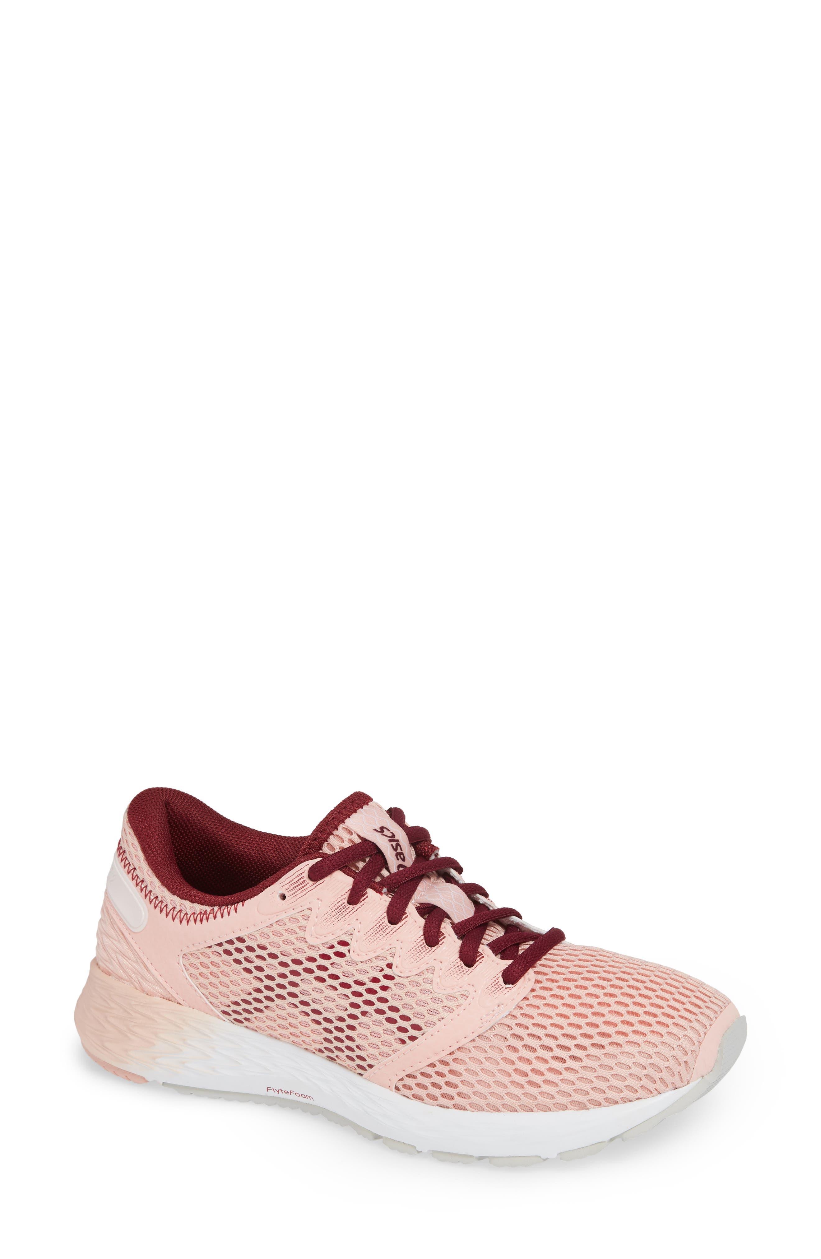 Asics Roadhawk Ff 2 Running Shoe, Pink