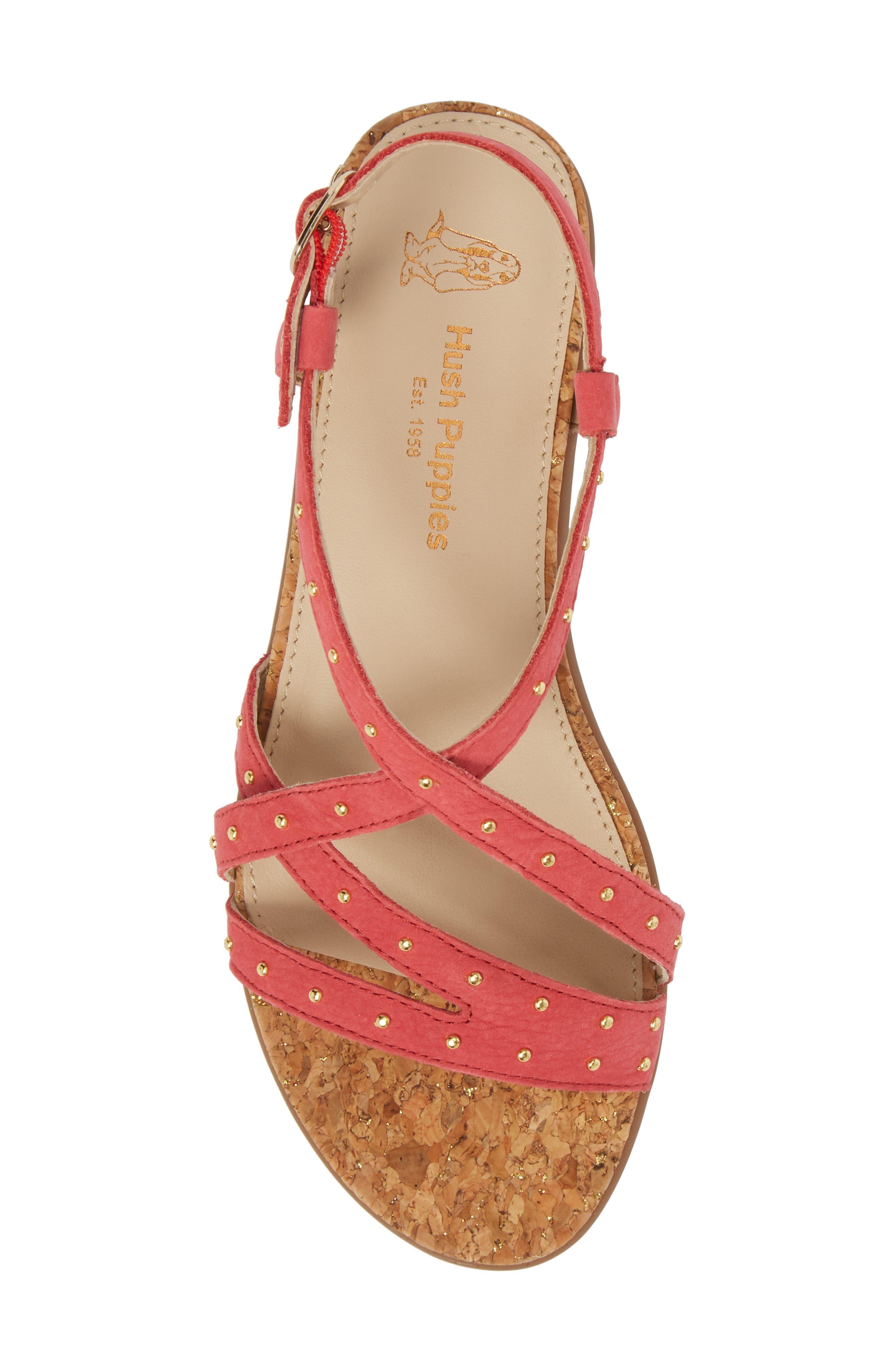 Dalmatian Studded Sandal,                             Alternate thumbnail 19, color,