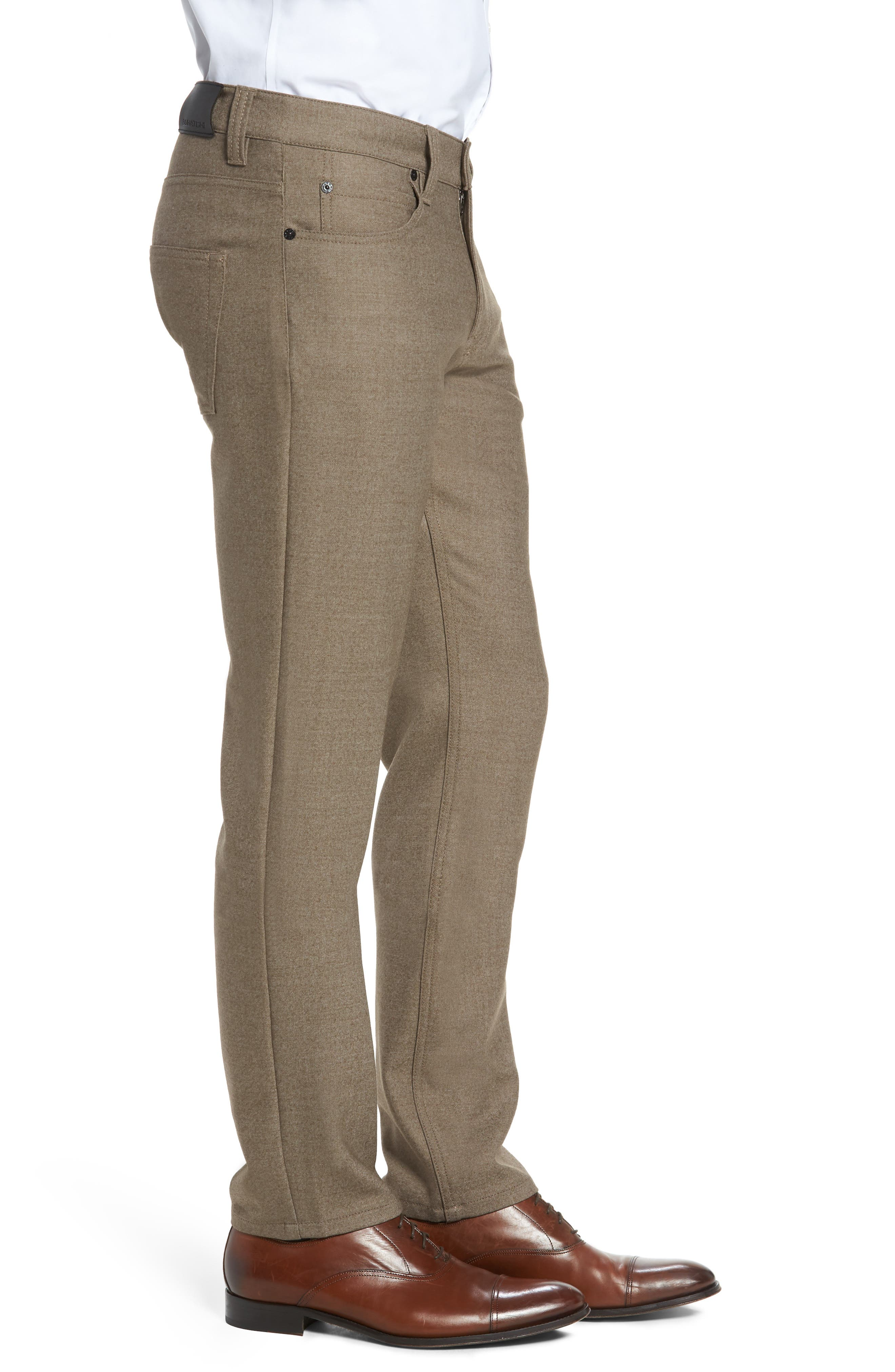 Wool Blend Pants,                             Alternate thumbnail 3, color,                             208