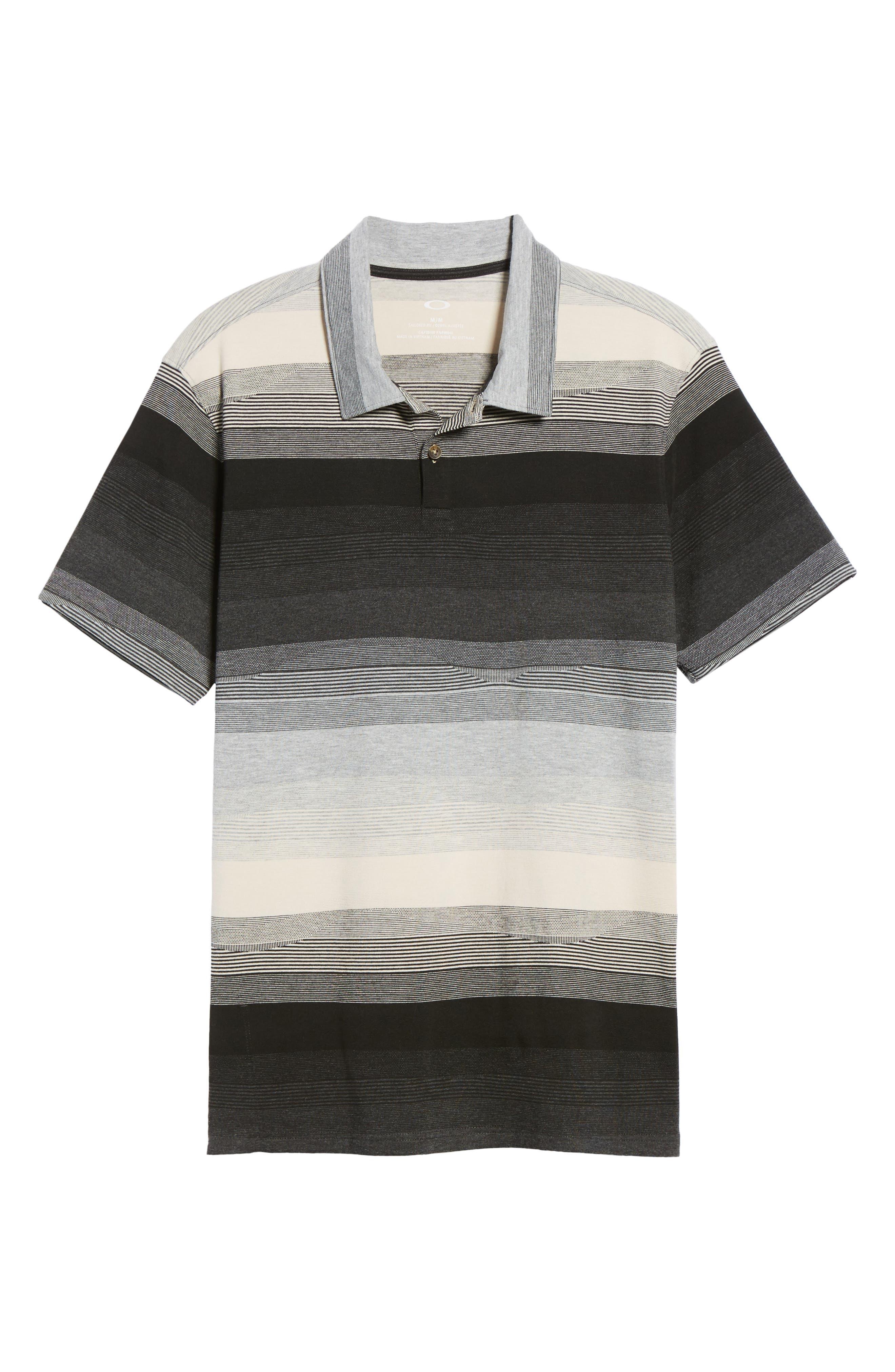 Lateral Polo Shirt,                             Alternate thumbnail 6, color,                             031