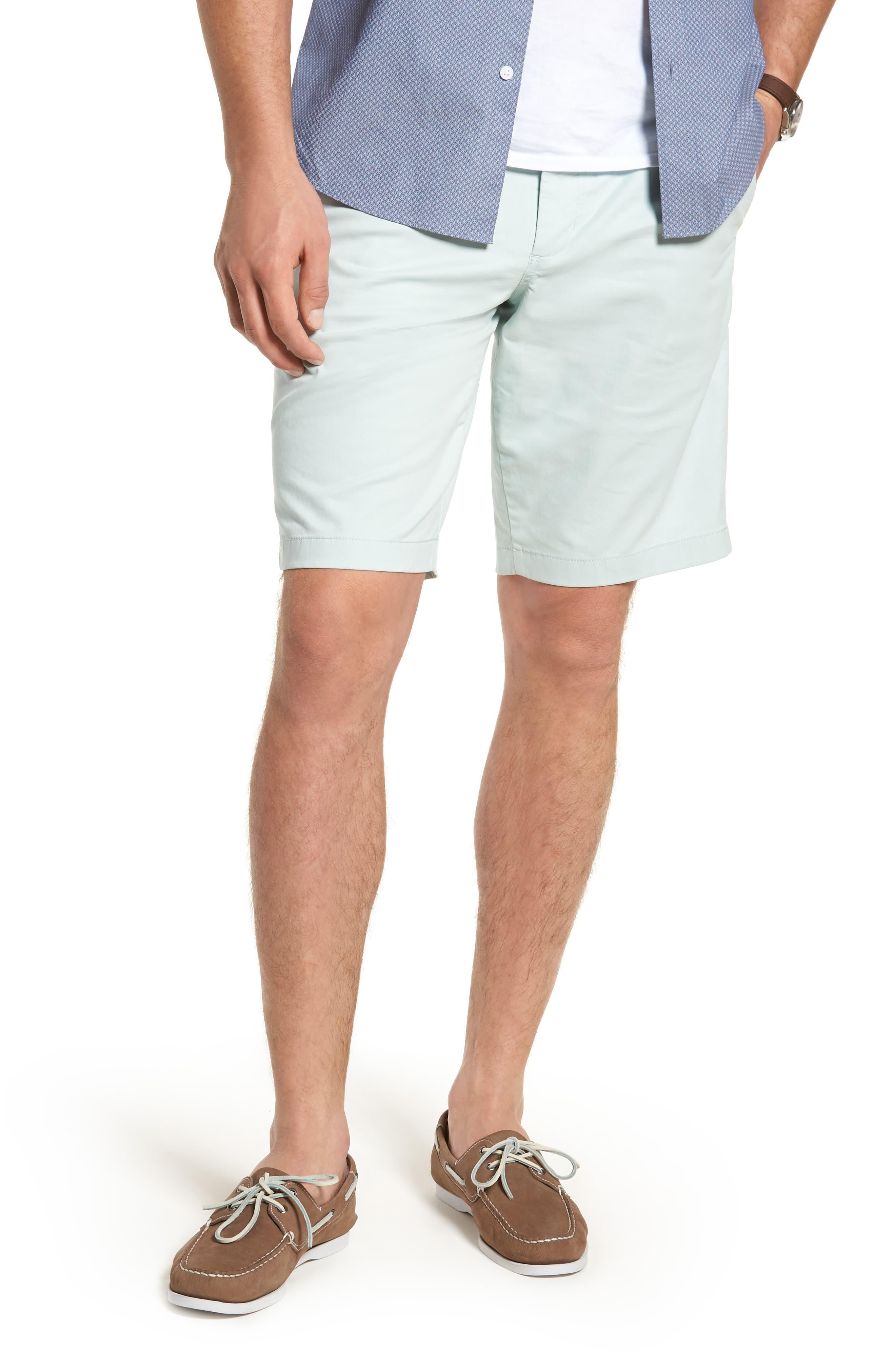 Ballard Slim Fit Stretch Chino 11-Inch Shorts,                             Main thumbnail 12, color,