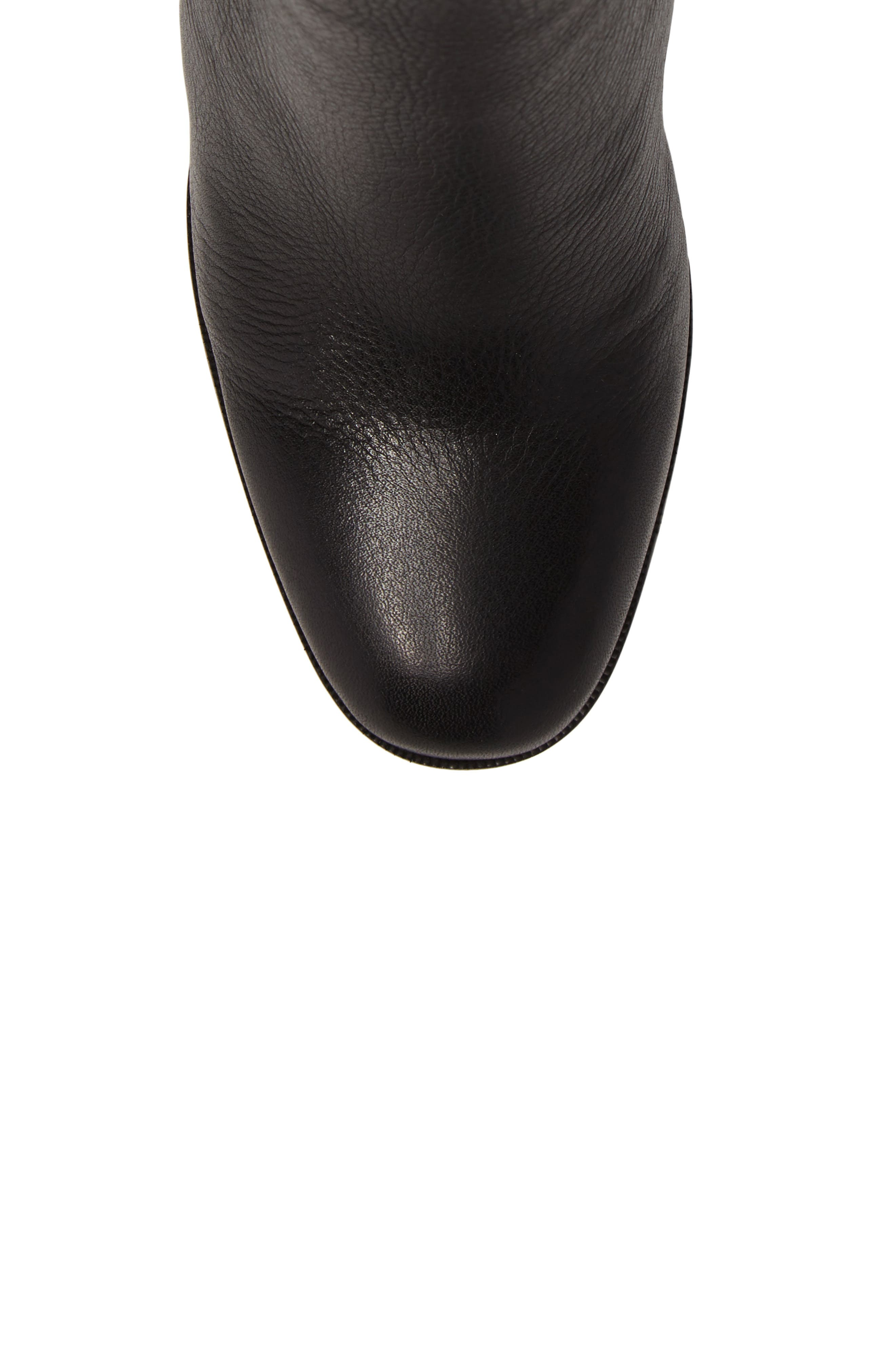 Taila Angle Zip Bootie,                             Alternate thumbnail 9, color,