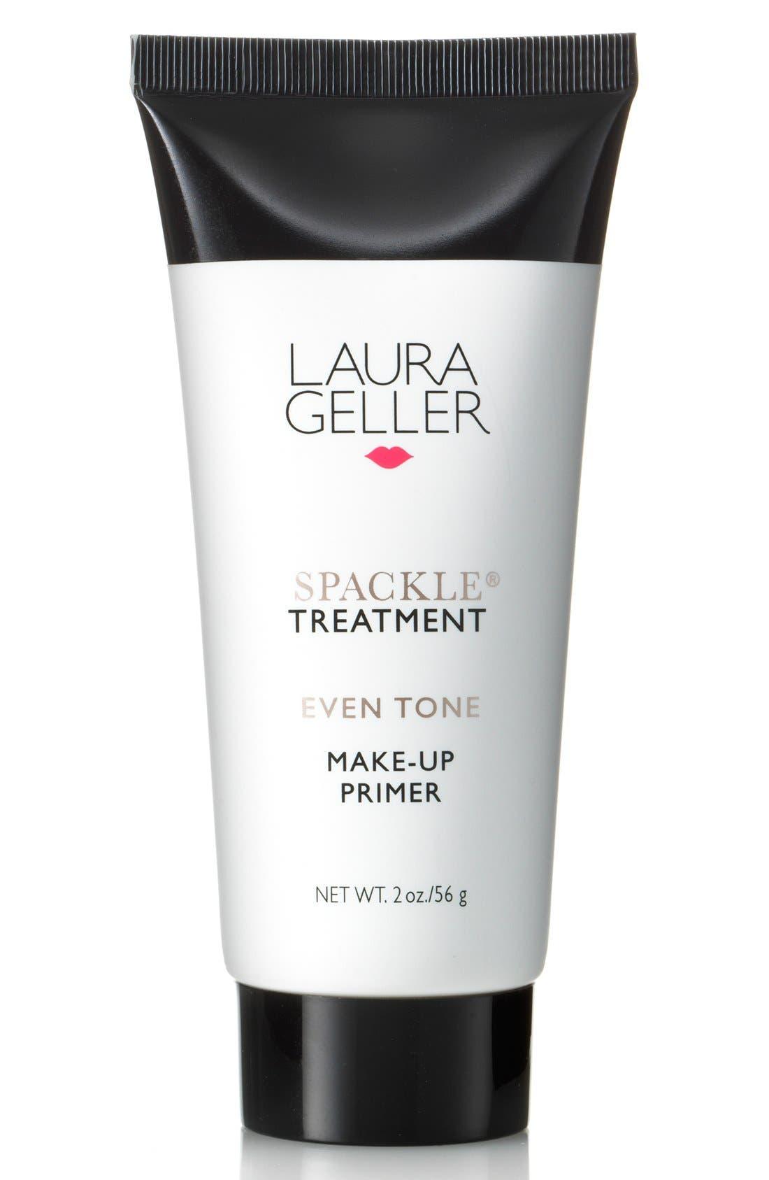 LAURA GELLER BEAUTY Spackle<sup>®</sup> Treatment Even Tone Makeup Primer, Main, color, NO COLOR