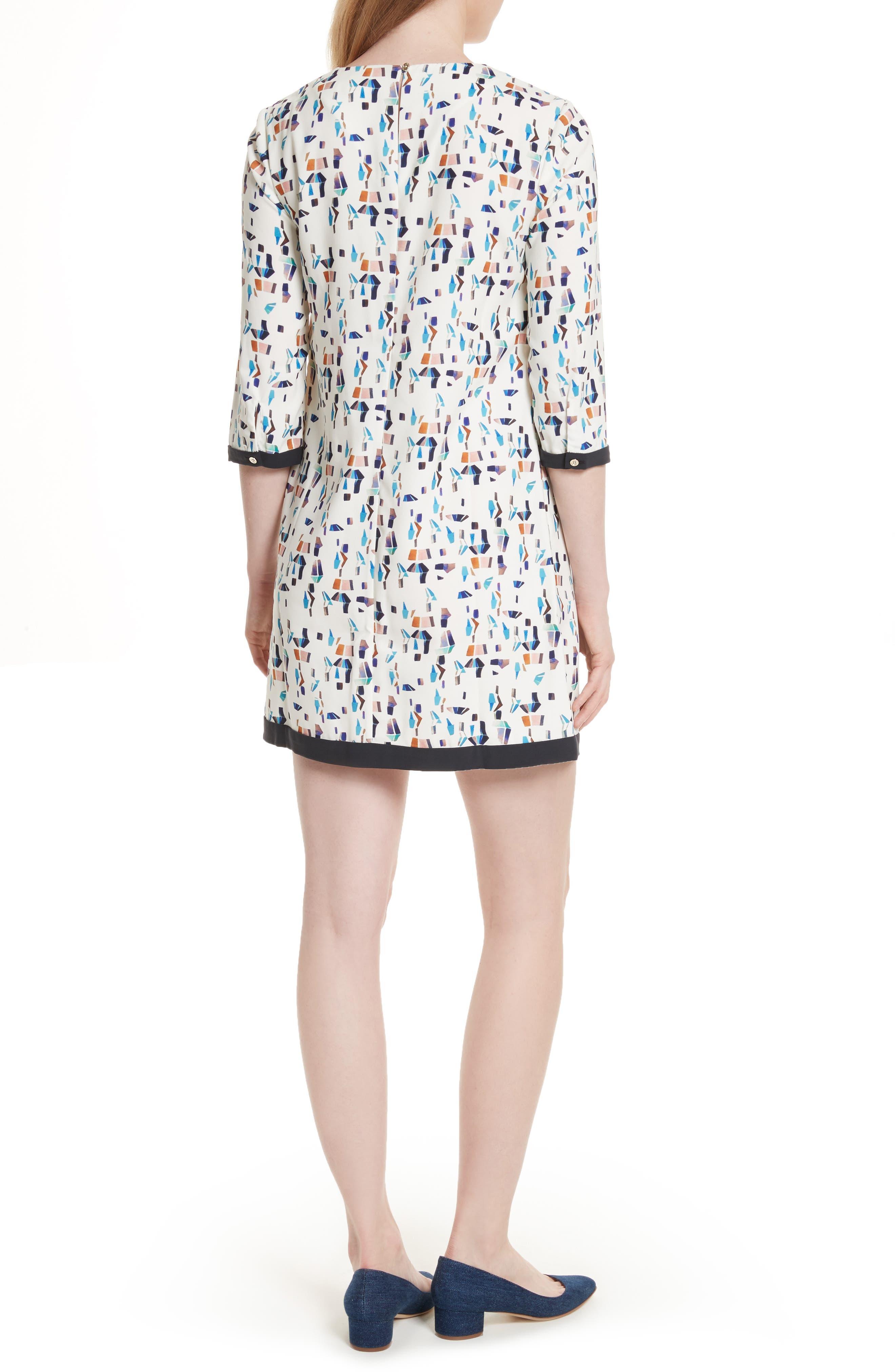 Limina Print Shift Dress,                             Alternate thumbnail 2, color,                             900