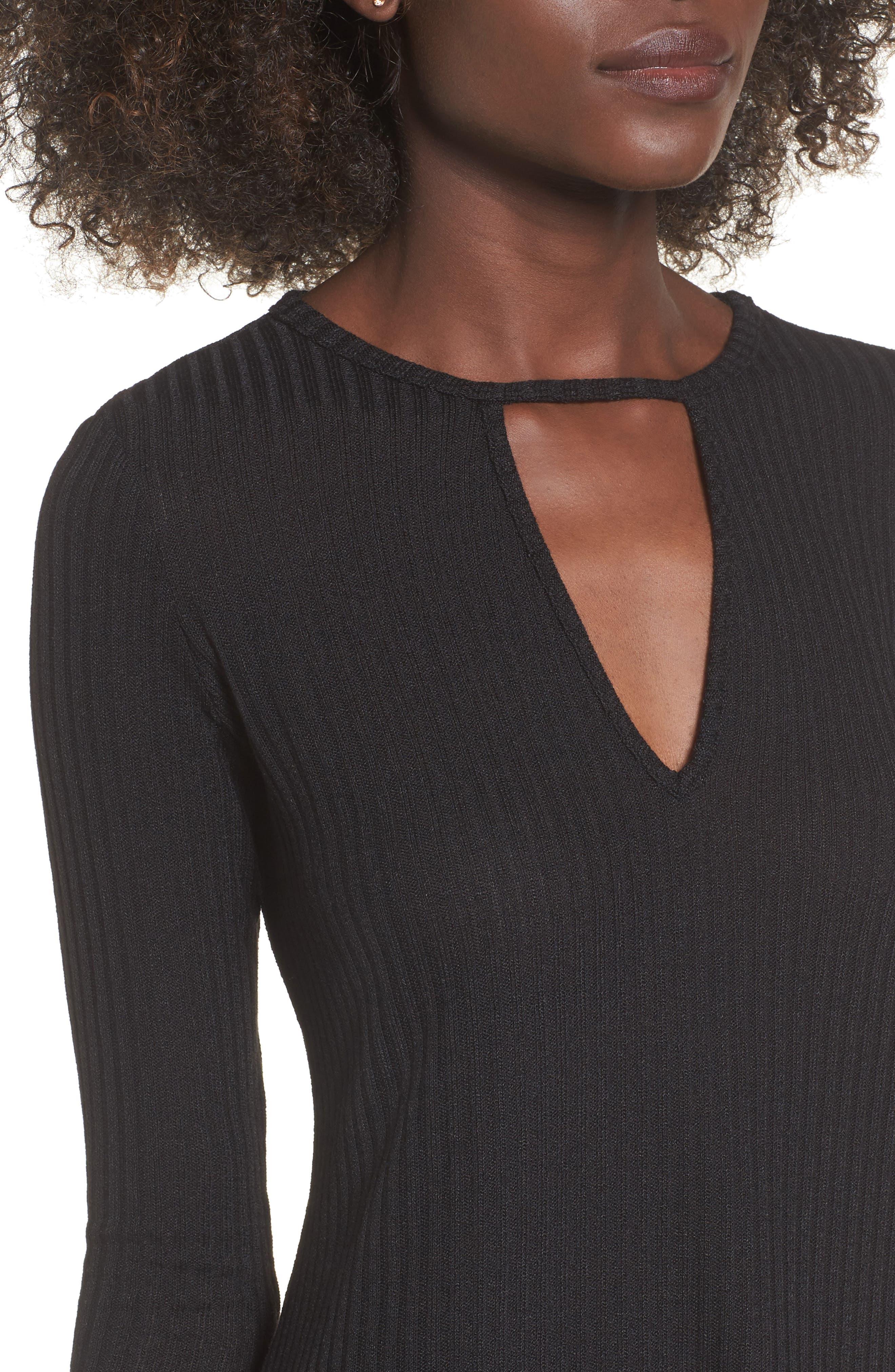 Maven Thermal Dress,                             Alternate thumbnail 4, color,                             001