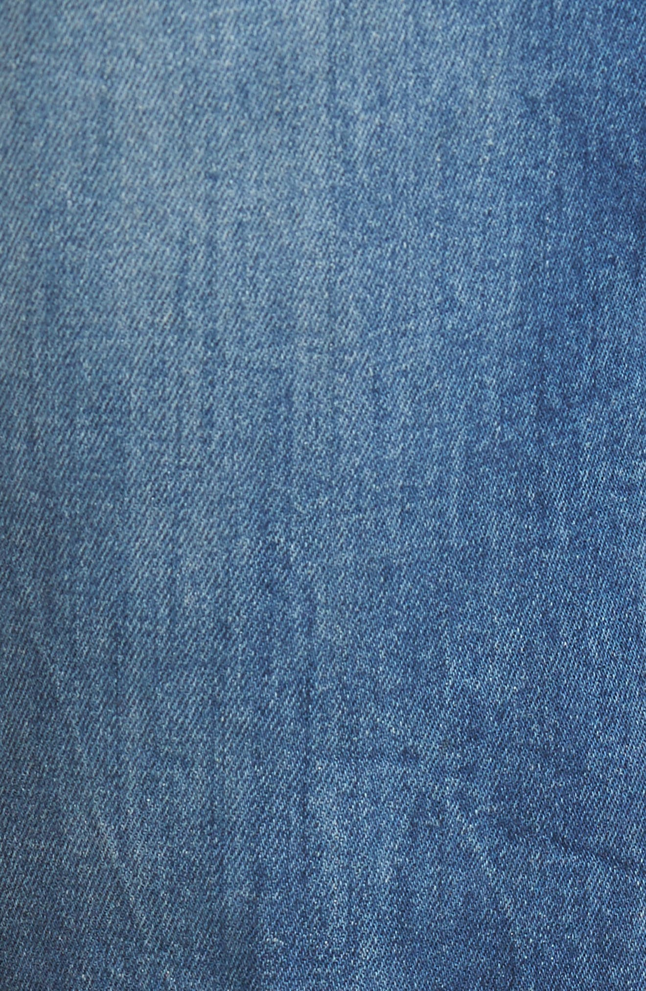 Everett Slim Straight Leg Jeans,                             Alternate thumbnail 5, color,                             429