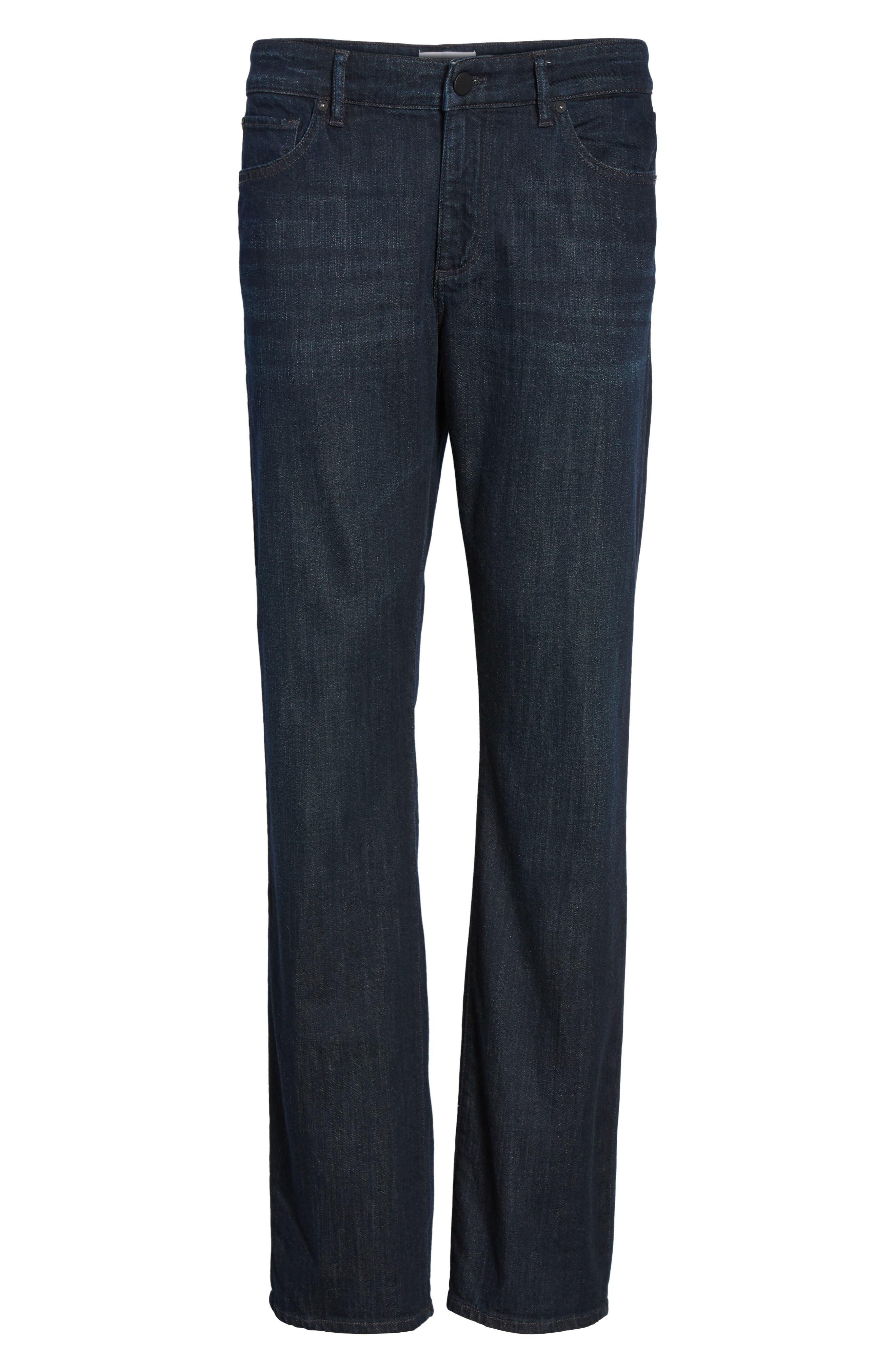 Avery Slim Straight Leg Jeans,                             Alternate thumbnail 6, color,                             426
