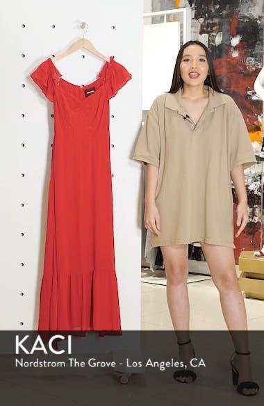 Butterfly Midi Dress, sales video thumbnail