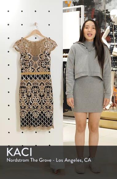 Sequin Embellished Dress, sales video thumbnail