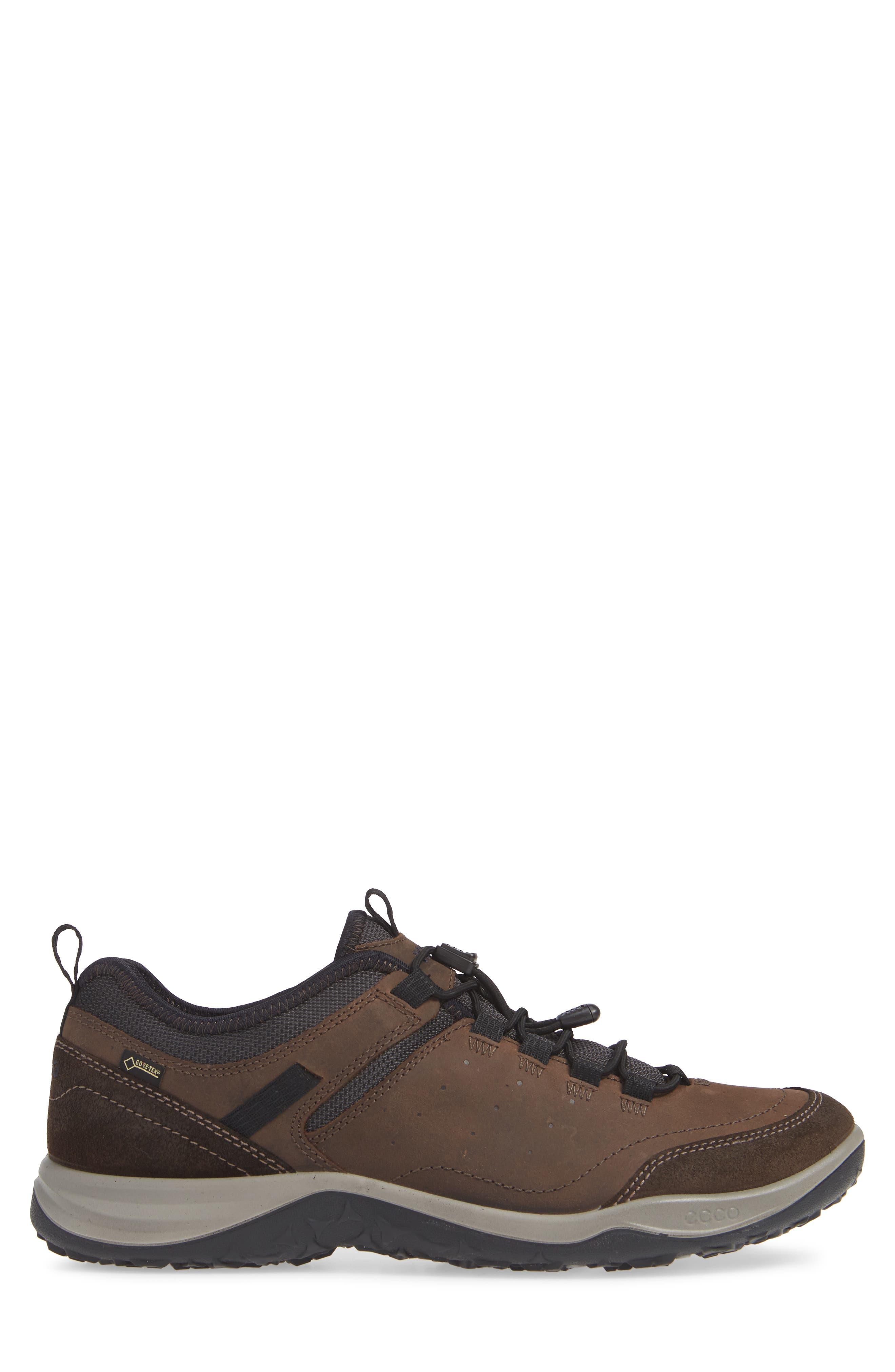 'Espinho GTX' Sneaker,                             Alternate thumbnail 3, color,                             ESPRESSO NUBUCK