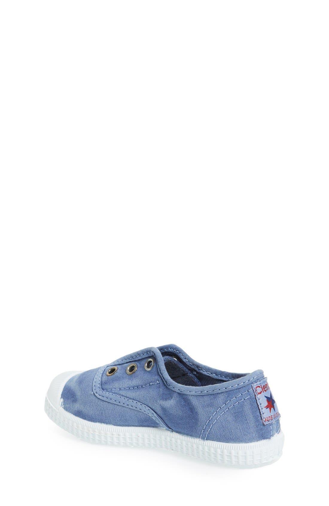 Laceless Slip-On Sneaker,                             Alternate thumbnail 14, color,
