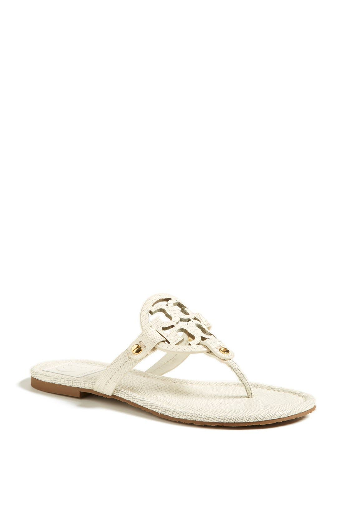 'Miller' Sandal, Main, color, 110