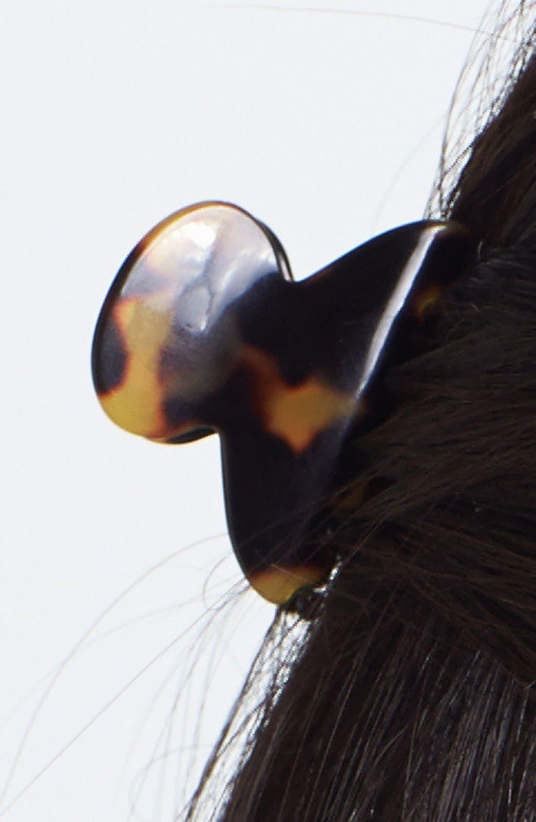 'Mini Couture' Jaw Clip,                         Main,                         color, TOKYO
