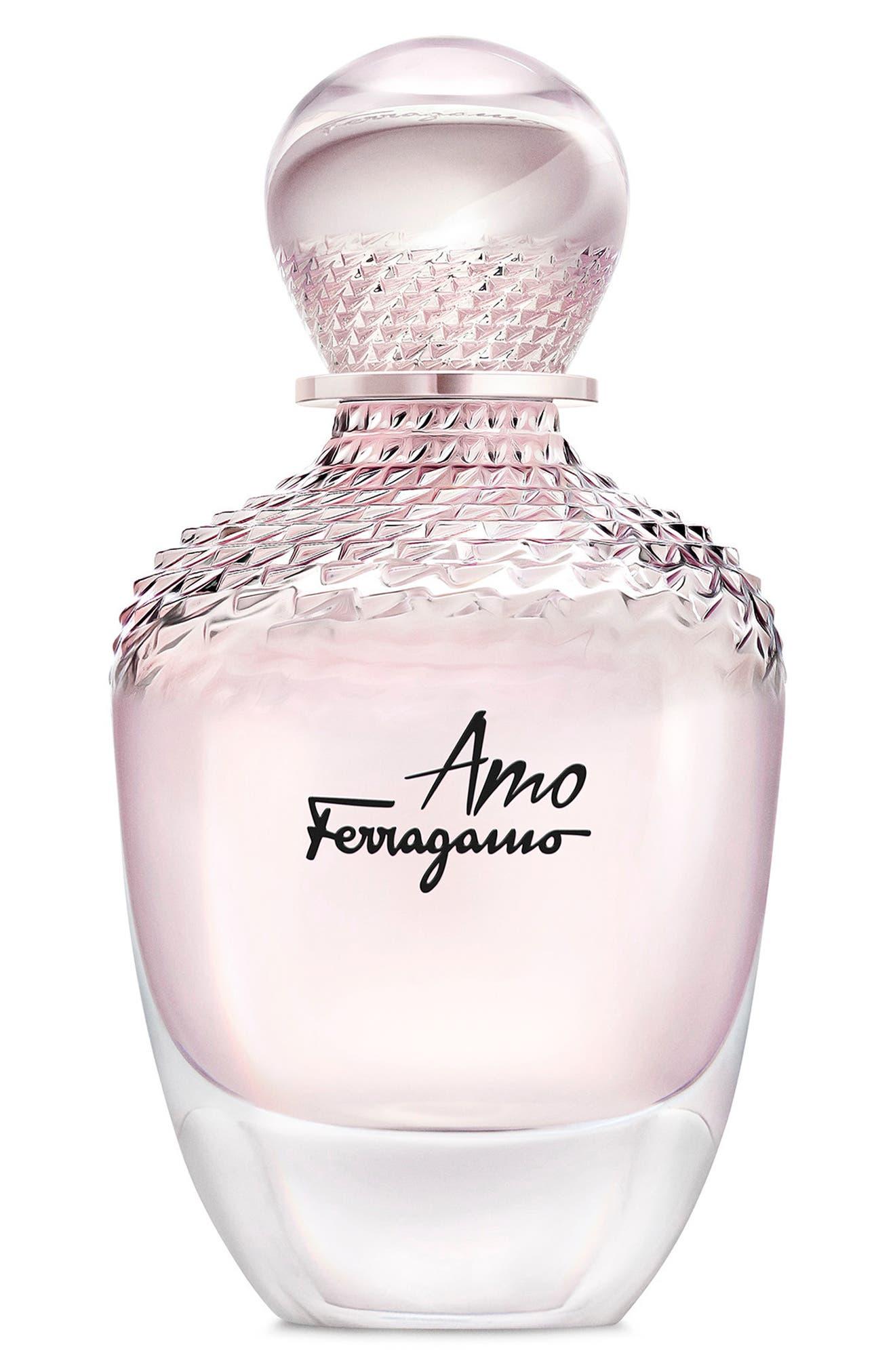 Amo Ferragamo Eau de Parfum,                             Main thumbnail 1, color,                             NO COLOR