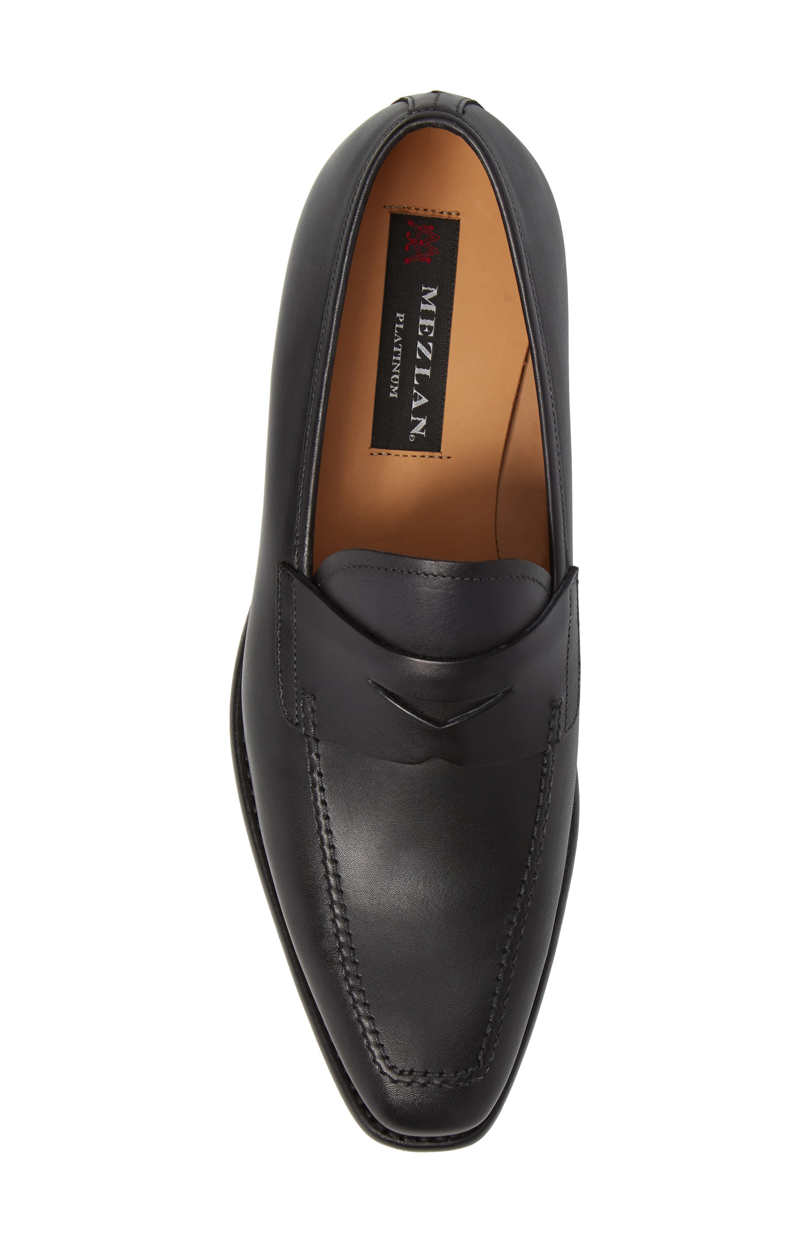 Claude Penny Loafer,                             Alternate thumbnail 5, color,                             008