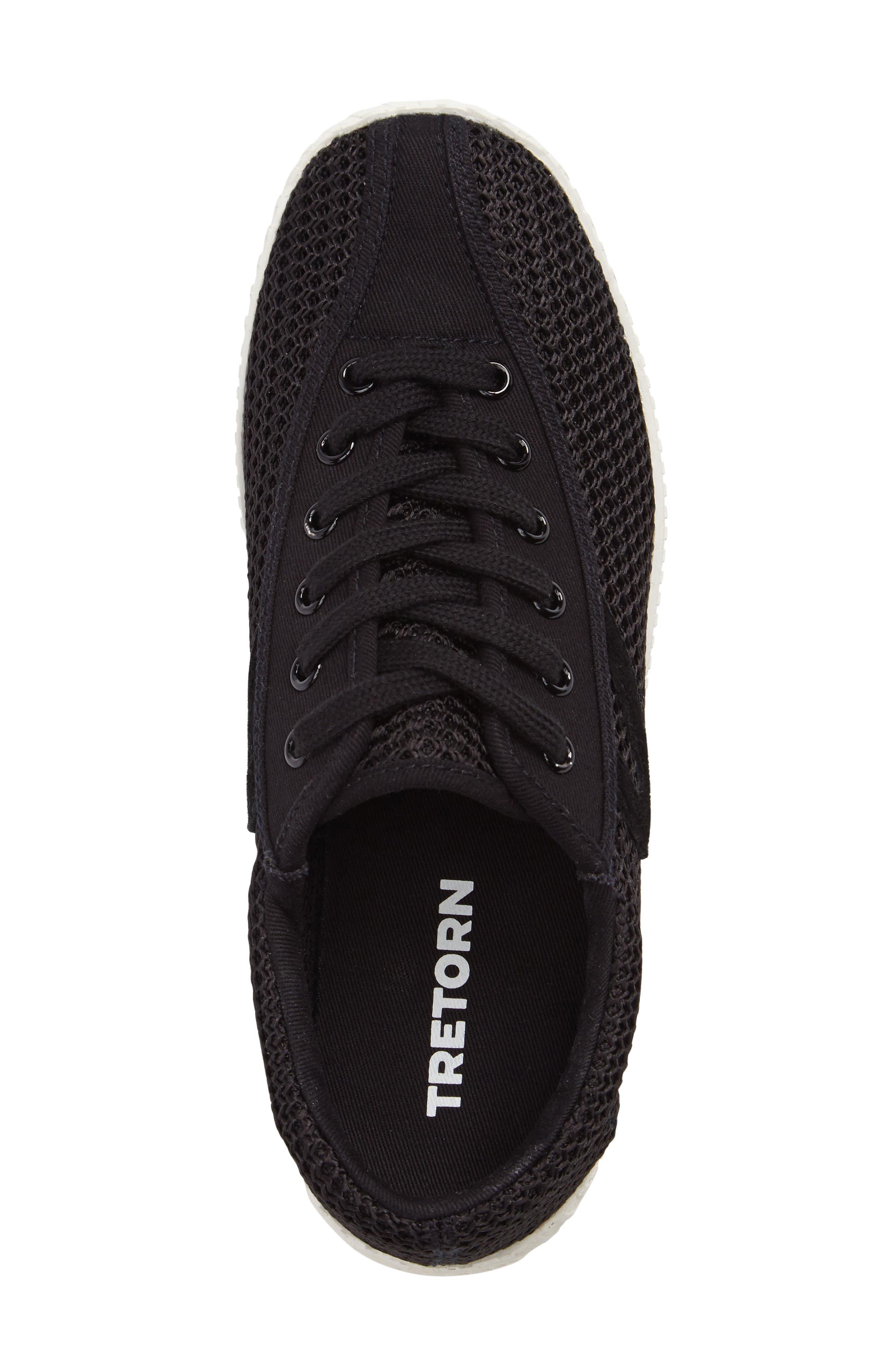 Nylite Sneaker,                             Alternate thumbnail 5, color,                             001