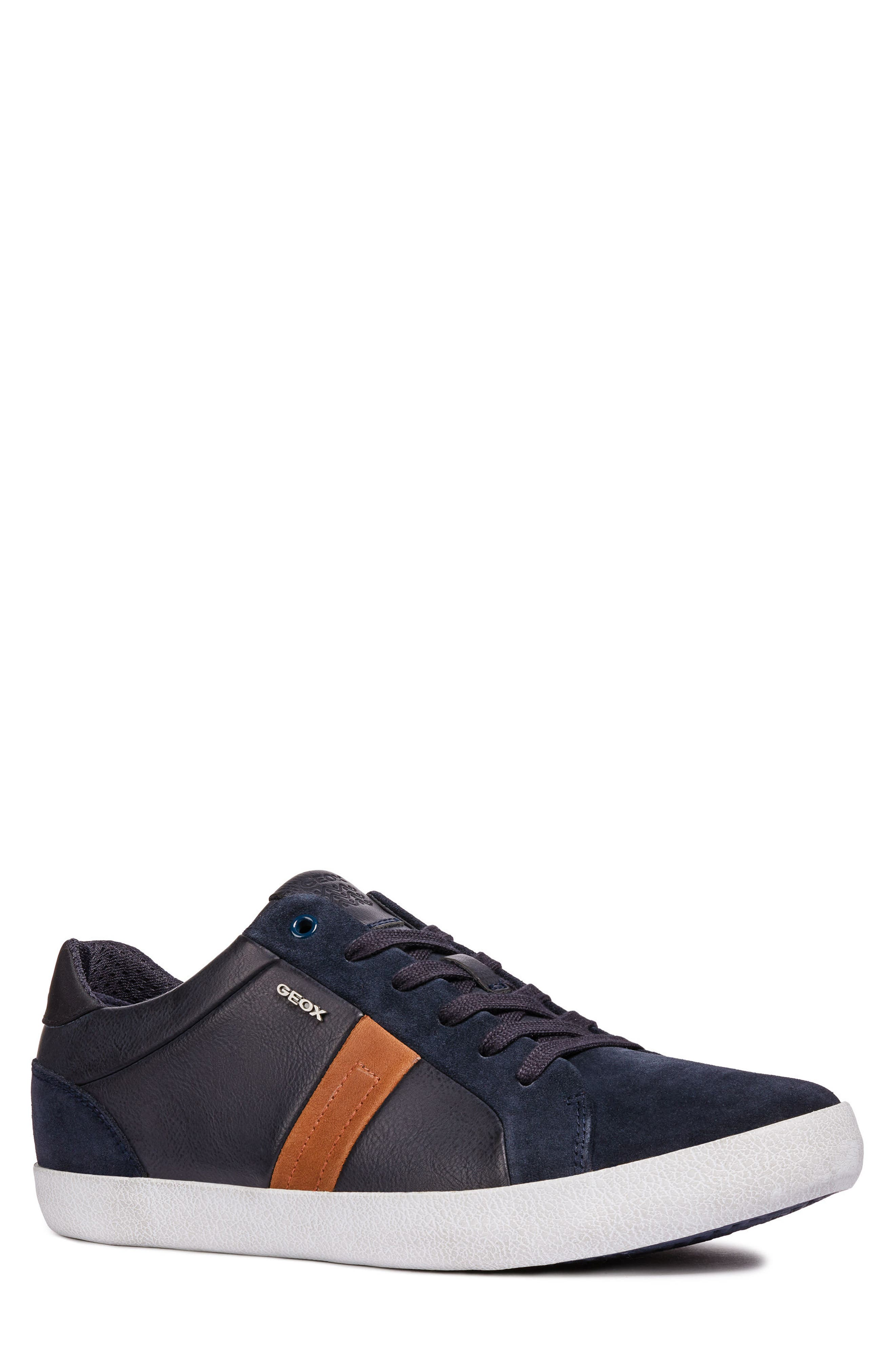 Geox Box 40 Low Top Sneaker, Blue