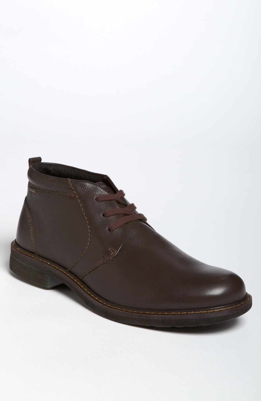 'Turn' Chukka Boot,                             Main thumbnail 1, color,                             COFFEE LEATHER