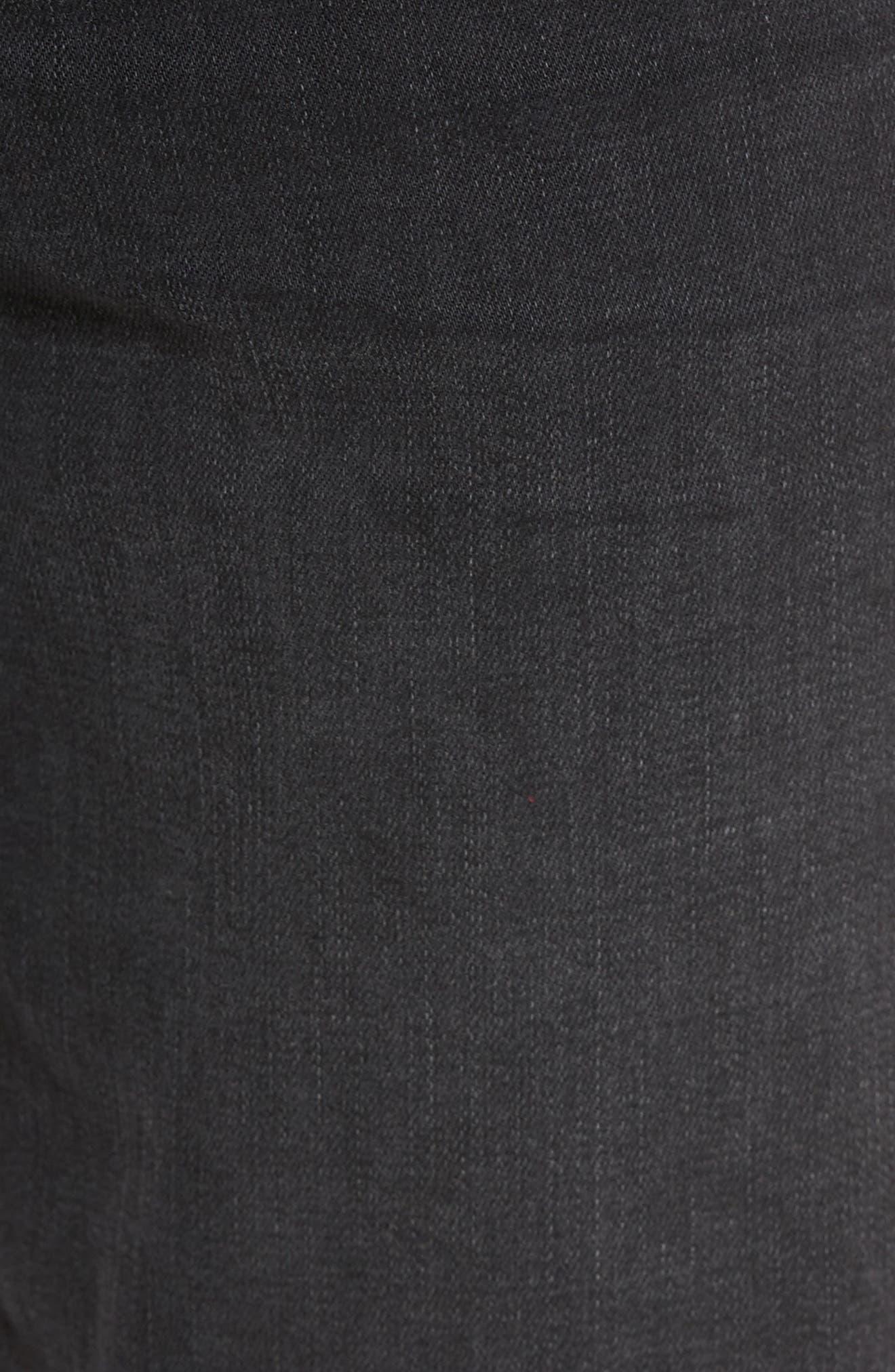 Brixton Slim Straight Fit Jeans,                             Alternate thumbnail 5, color,                             015