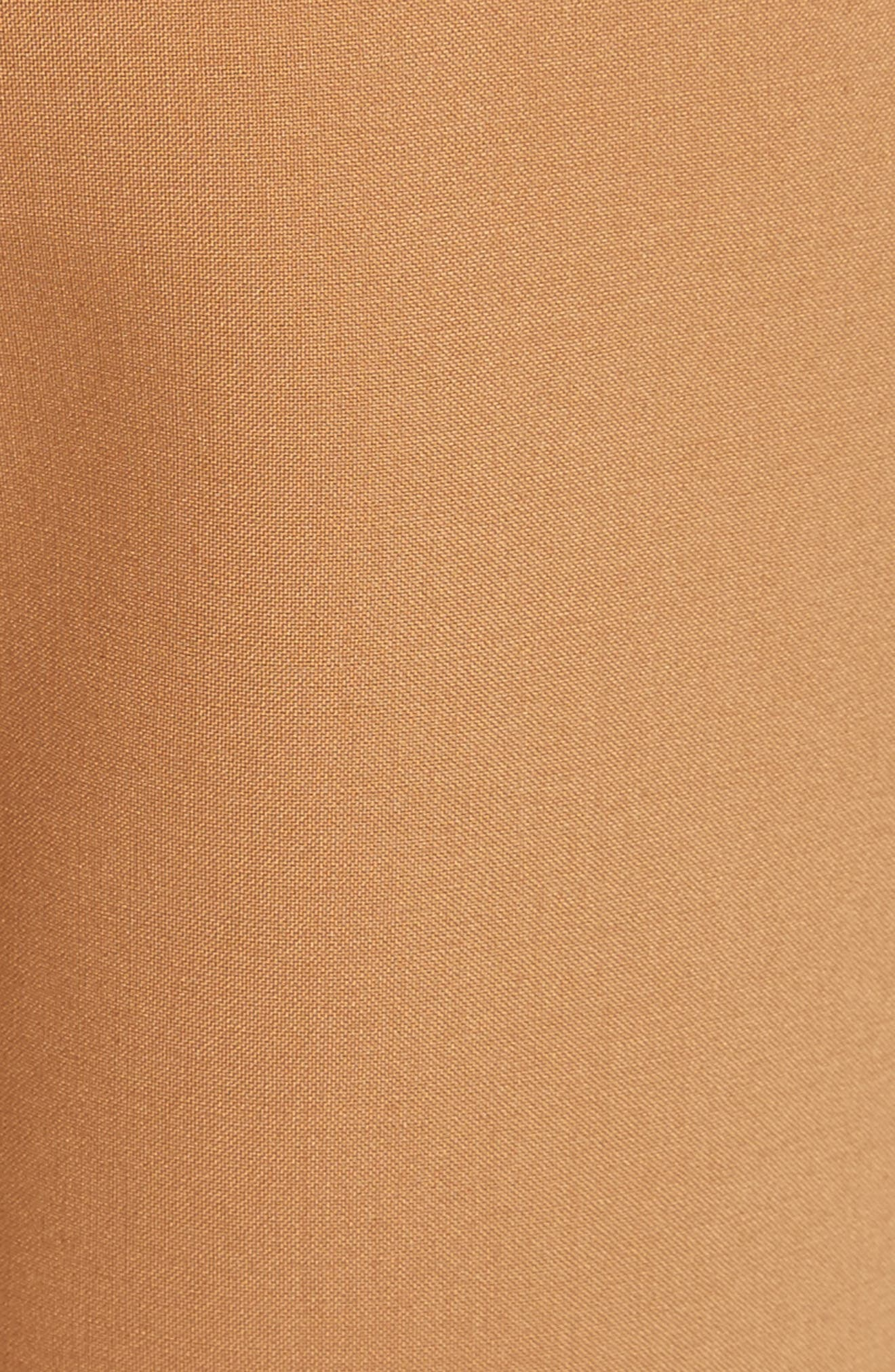 Fourth Element Crop Flare Pants,                             Alternate thumbnail 5, color,                             250