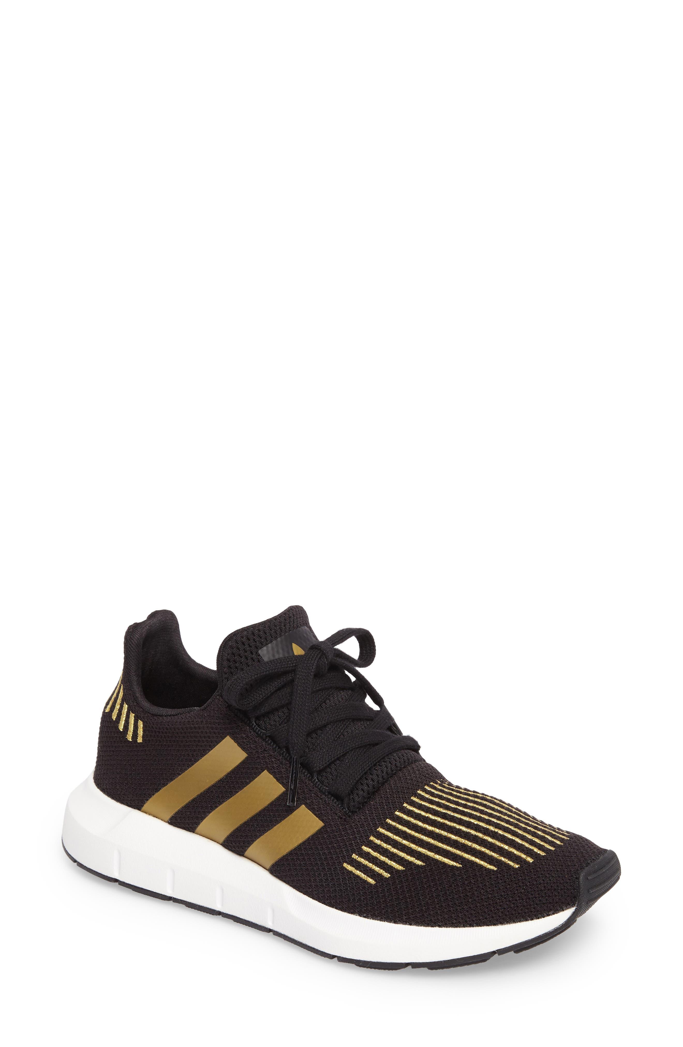 Swift Run Sneaker,                             Main thumbnail 4, color,