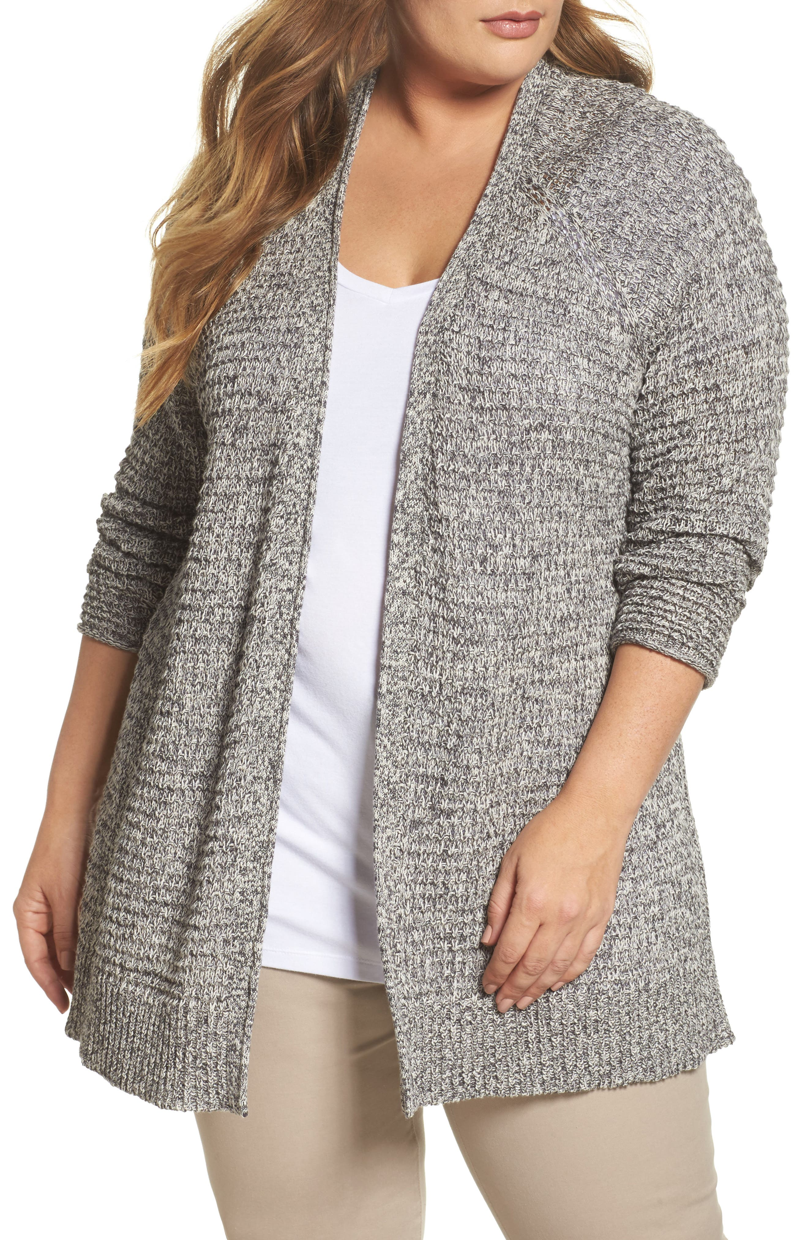 Easy Knit Cardigan,                         Main,                         color, 031