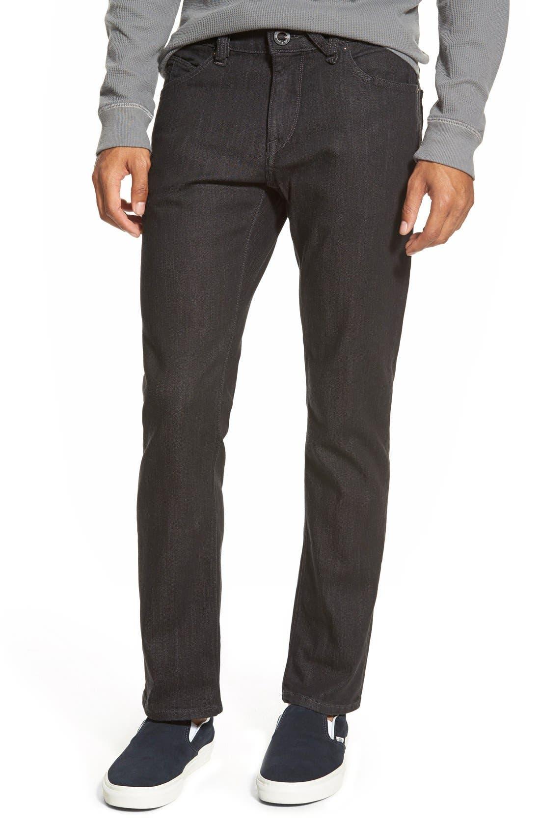 'Vorta' Slim Fit Jeans,                             Main thumbnail 5, color,